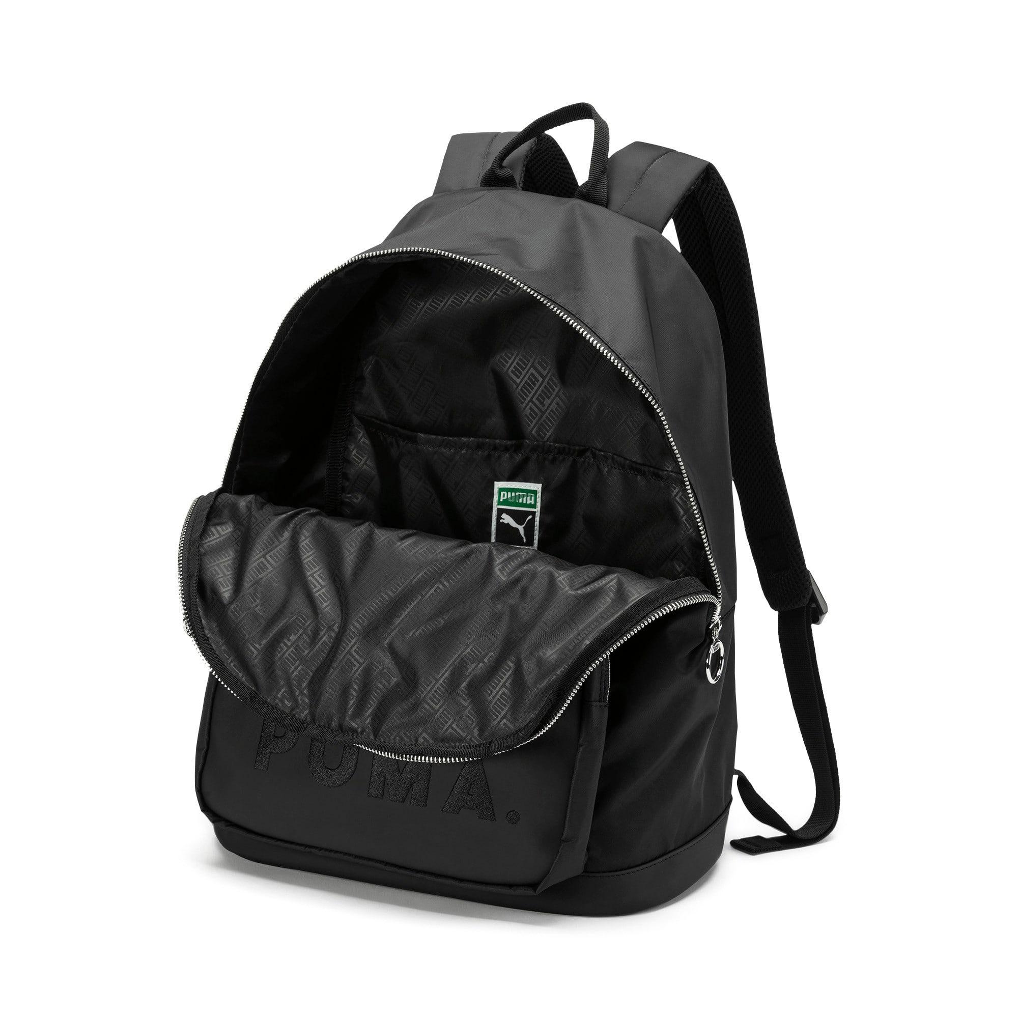 Thumbnail 4 of Originals Trend Backpack, Puma Black, medium