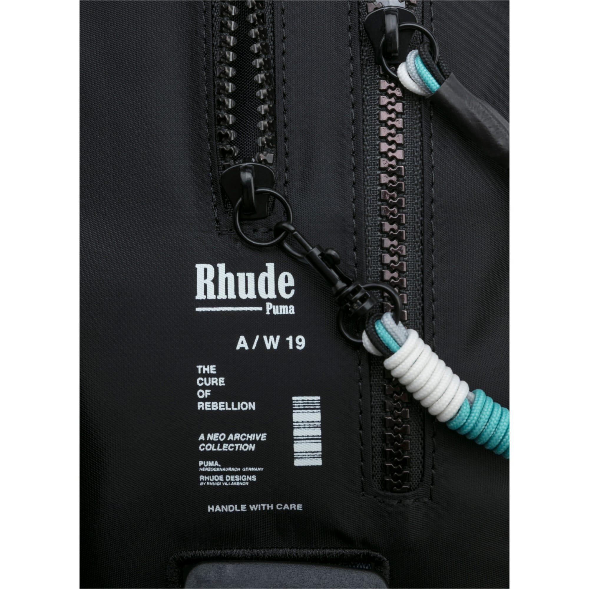 Thumbnail 4 van PUMA x RHUDE heuptas, Puma Black, medium