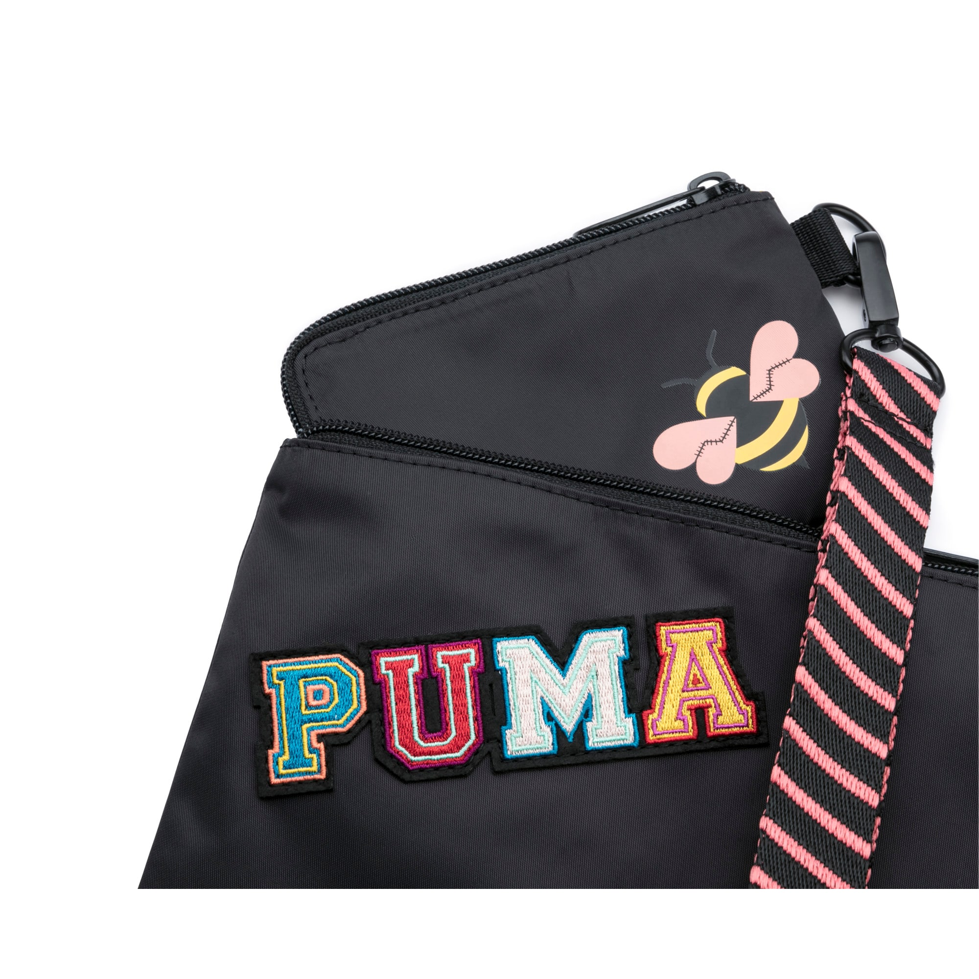 Thumbnail 5 of PUMA x Sue Tsai Women's Pouch, Puma Black, medium