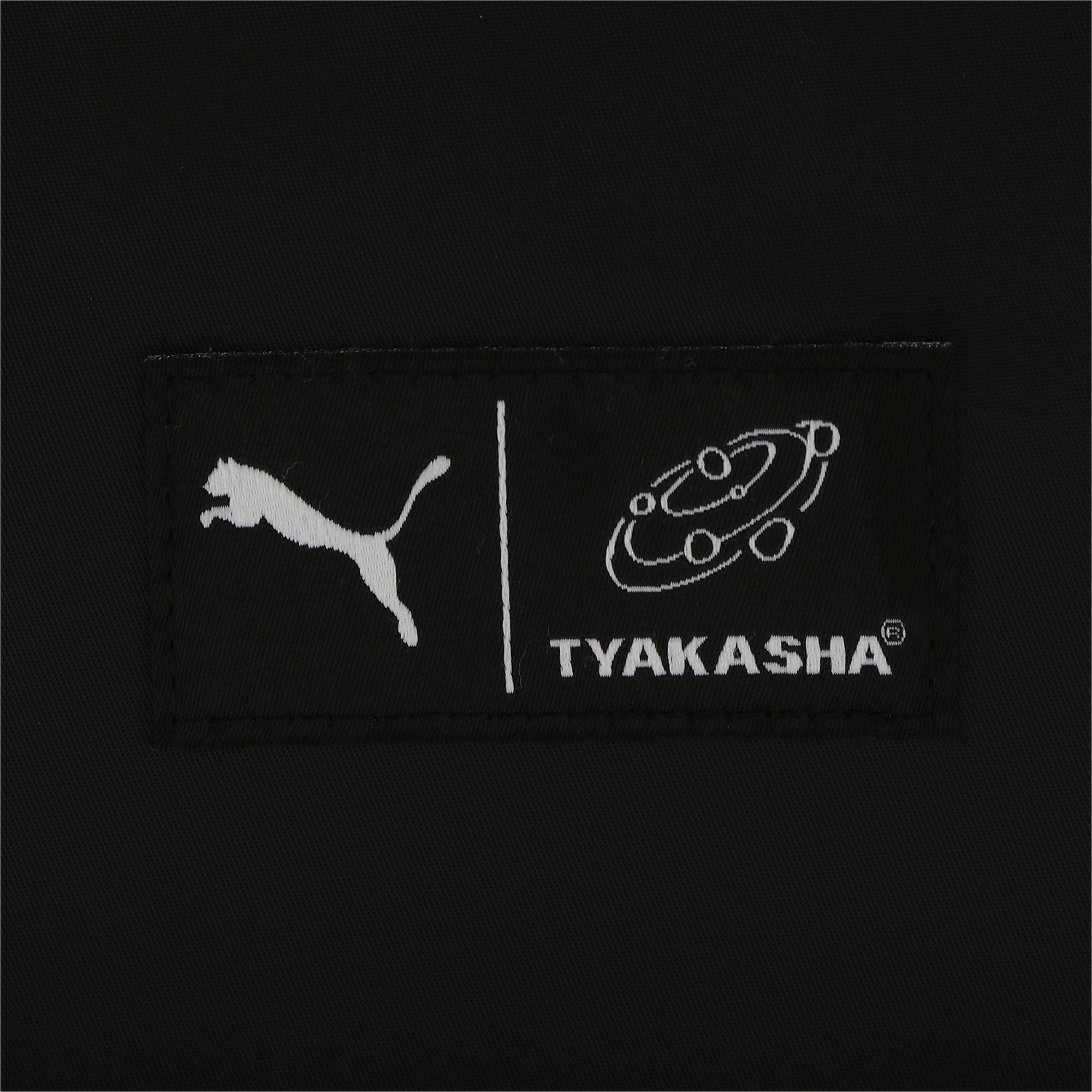 Thumbnail 3 of PUMA x TYAKASHA バックパック 9L, Puma Black, medium-JPN