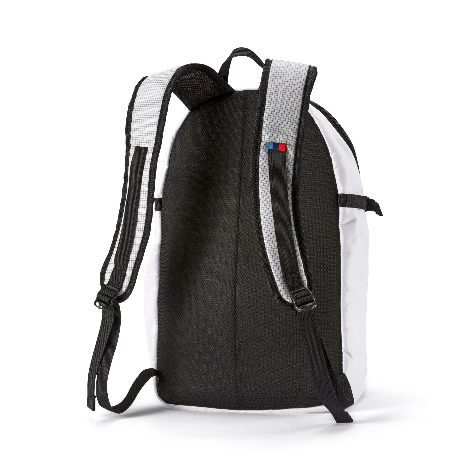 Thumbnail 2 of BMW M Motorsport Backpack, Puma White, medium