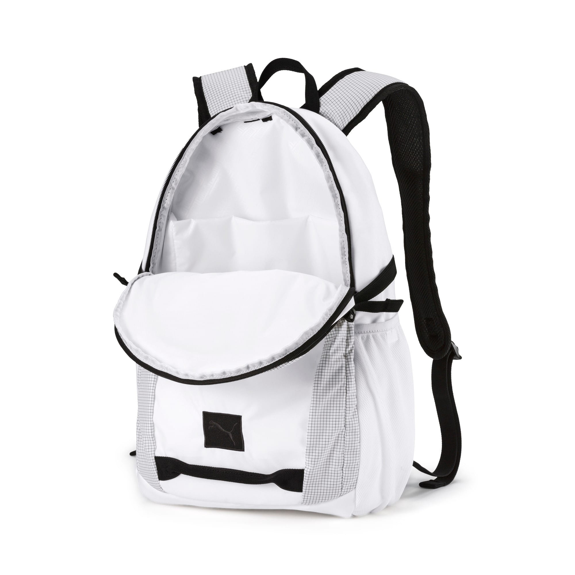 Thumbnail 3 of BMW M Motorsport Backpack, Puma White, medium