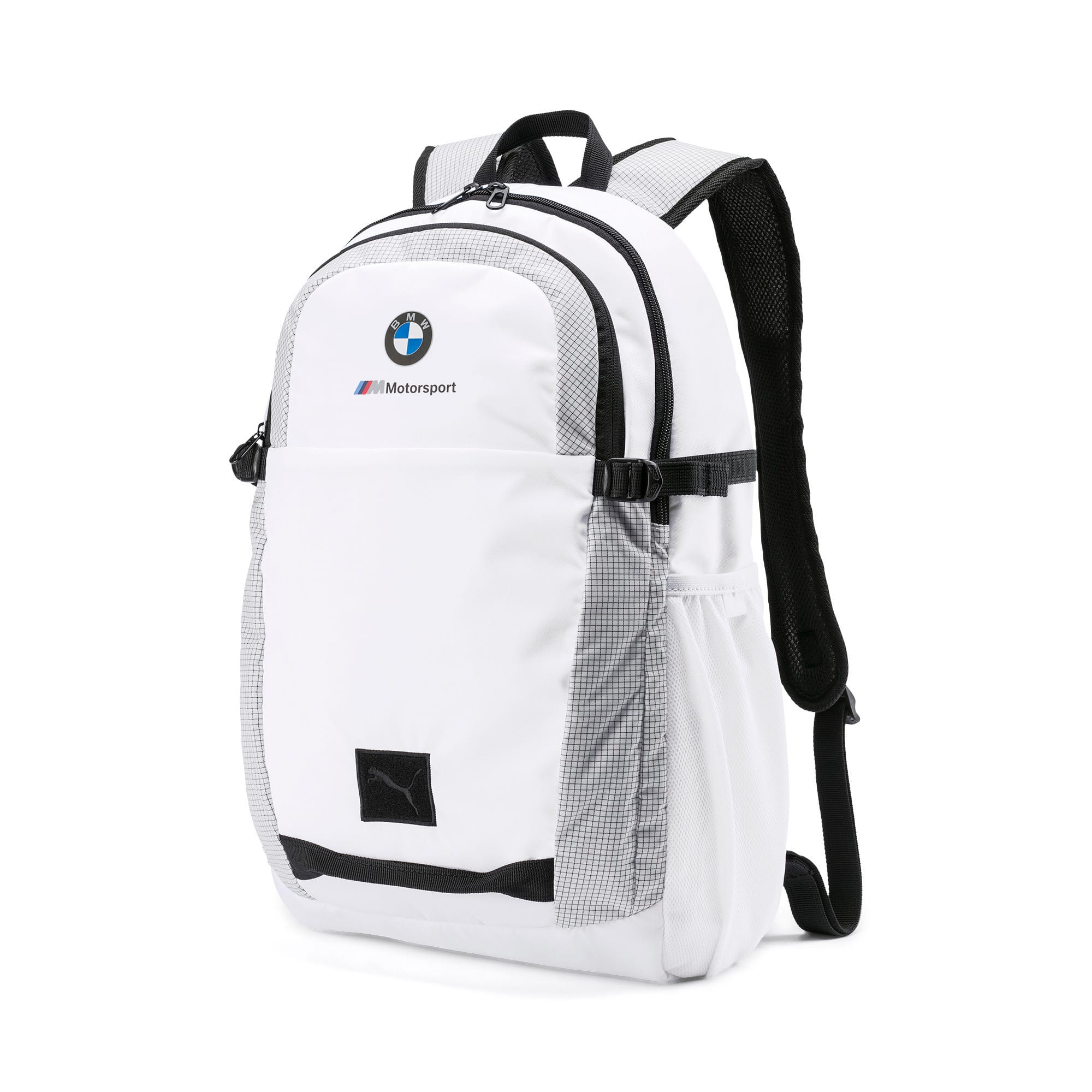 Thumbnail 1 of BMW M Motorsport Backpack, Puma White, medium