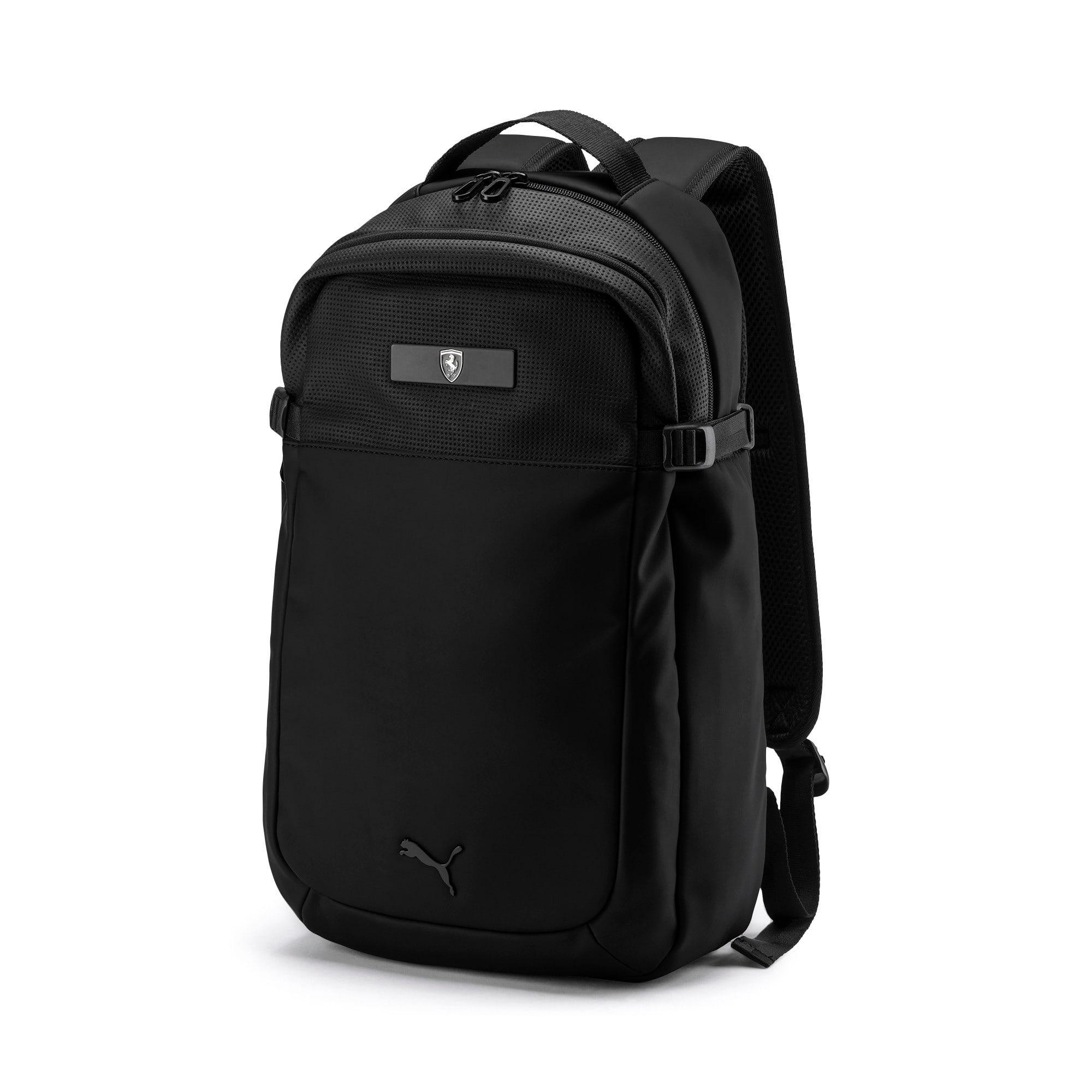 Thumbnail 1 of Ferrari Lifestyle Backpack, Puma Black, medium