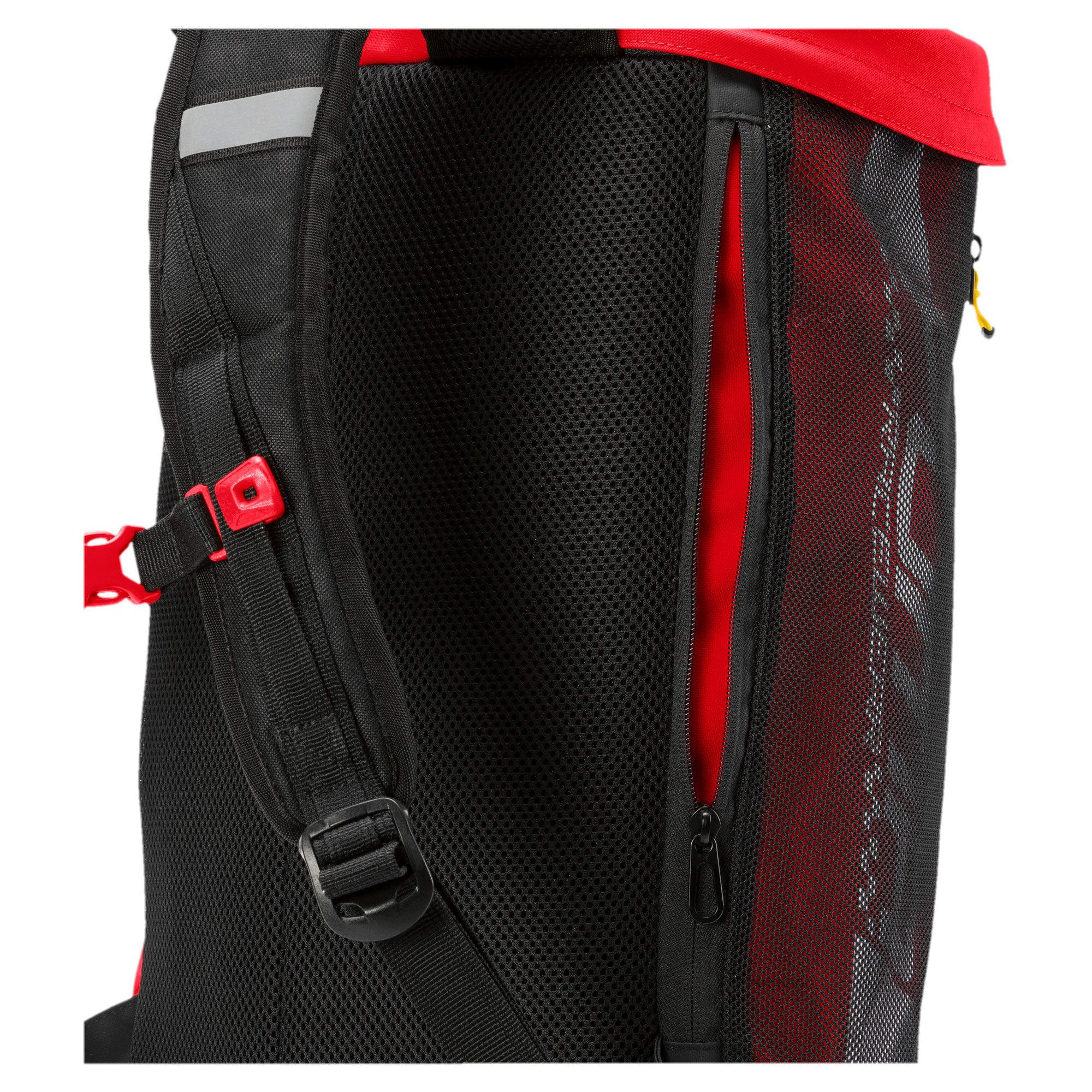 Thumbnail 3 of Scuderia Ferrari Fanwear RCT Backpack, Rosso Corsa, medium