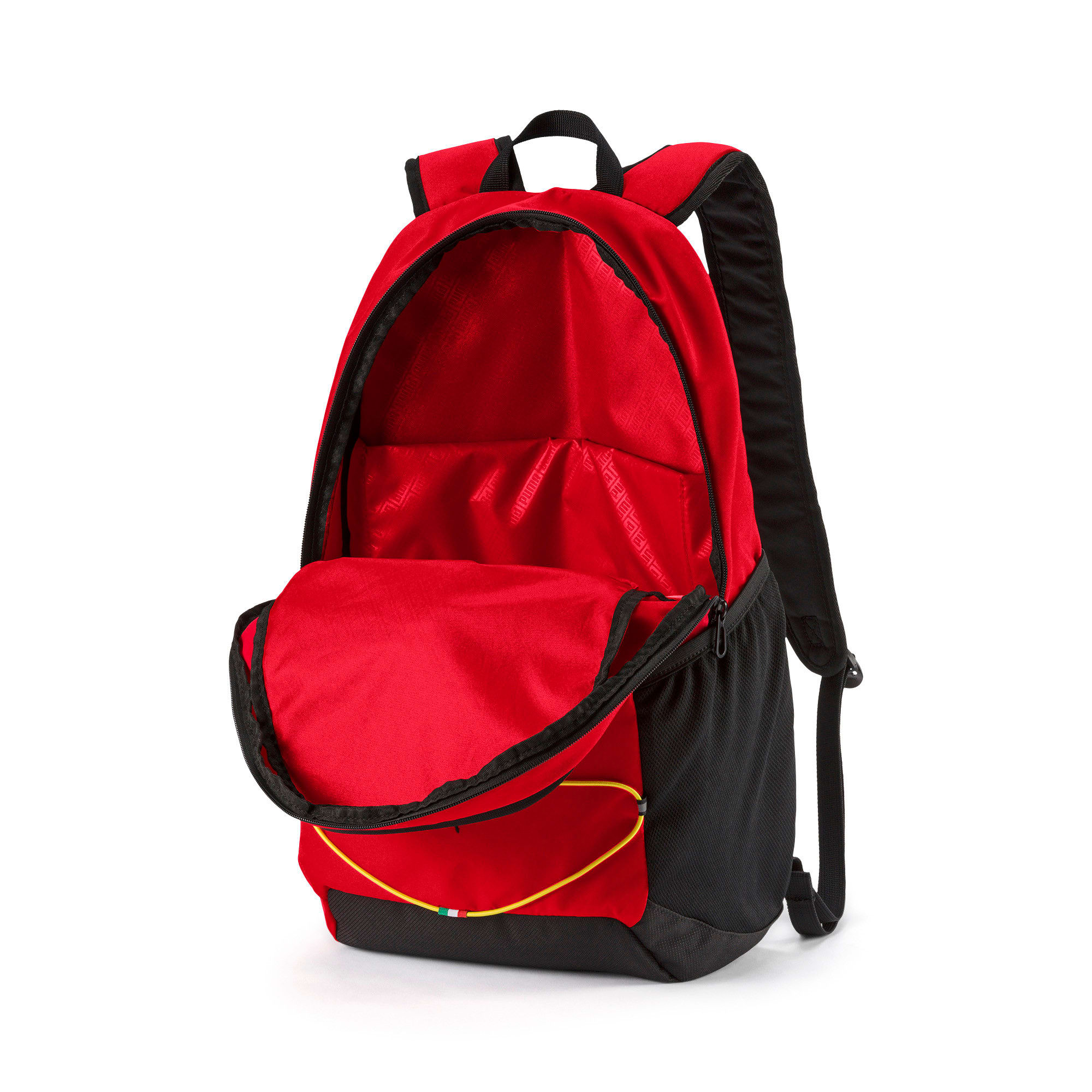 Thumbnail 3 of Scuderia Ferrari Fanwear Backpack, Rosso Corsa, medium