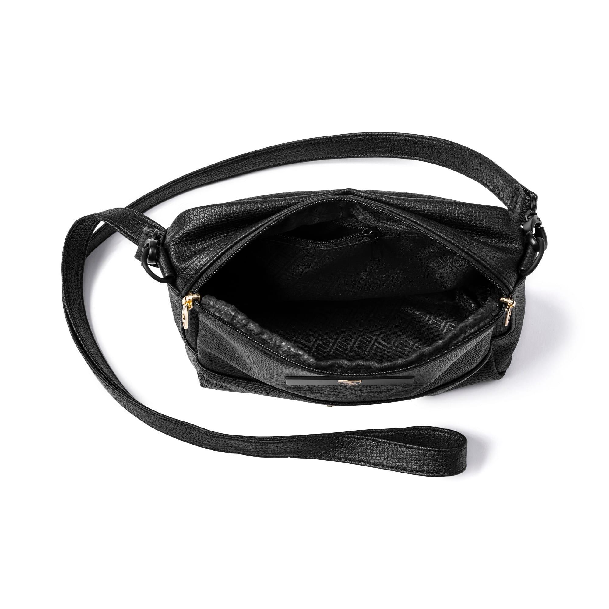 Thumbnail 4 of PUMA x Ferrari Mini Women's handbag, Puma Black, medium-IND