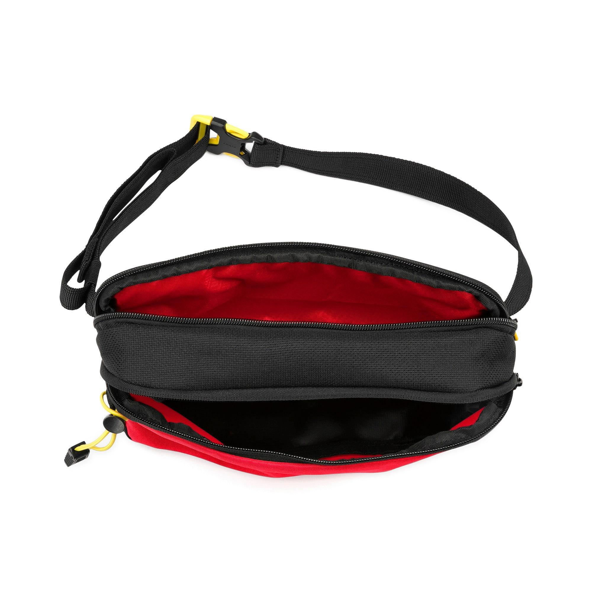 Thumbnail 3 of Scuderia Ferrari Fanwear Waist Bag, Rosso Corsa, medium