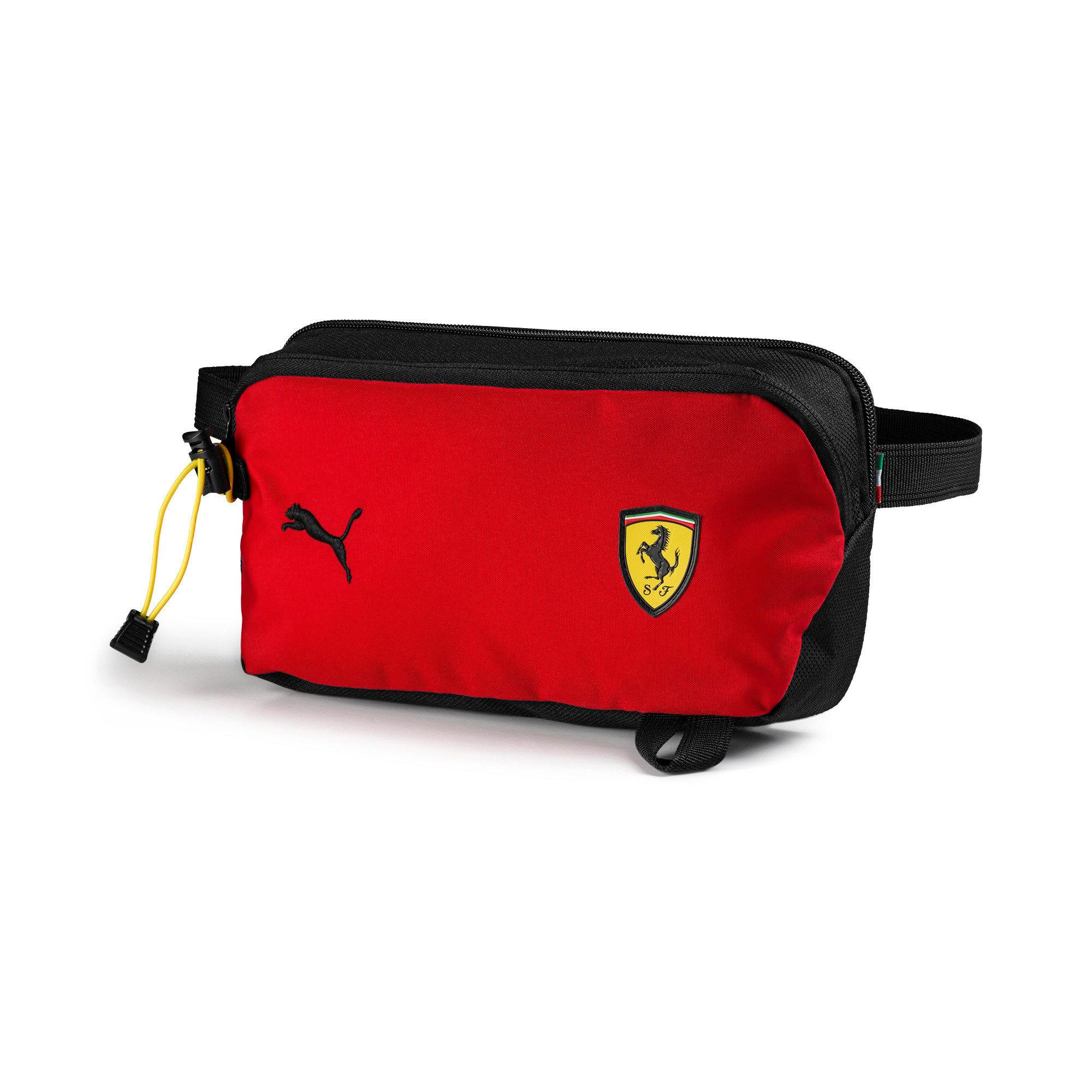 Miniatura 1 de Riñonera Scuderia Ferrari para fanáticos, Rosso Corsa, mediano