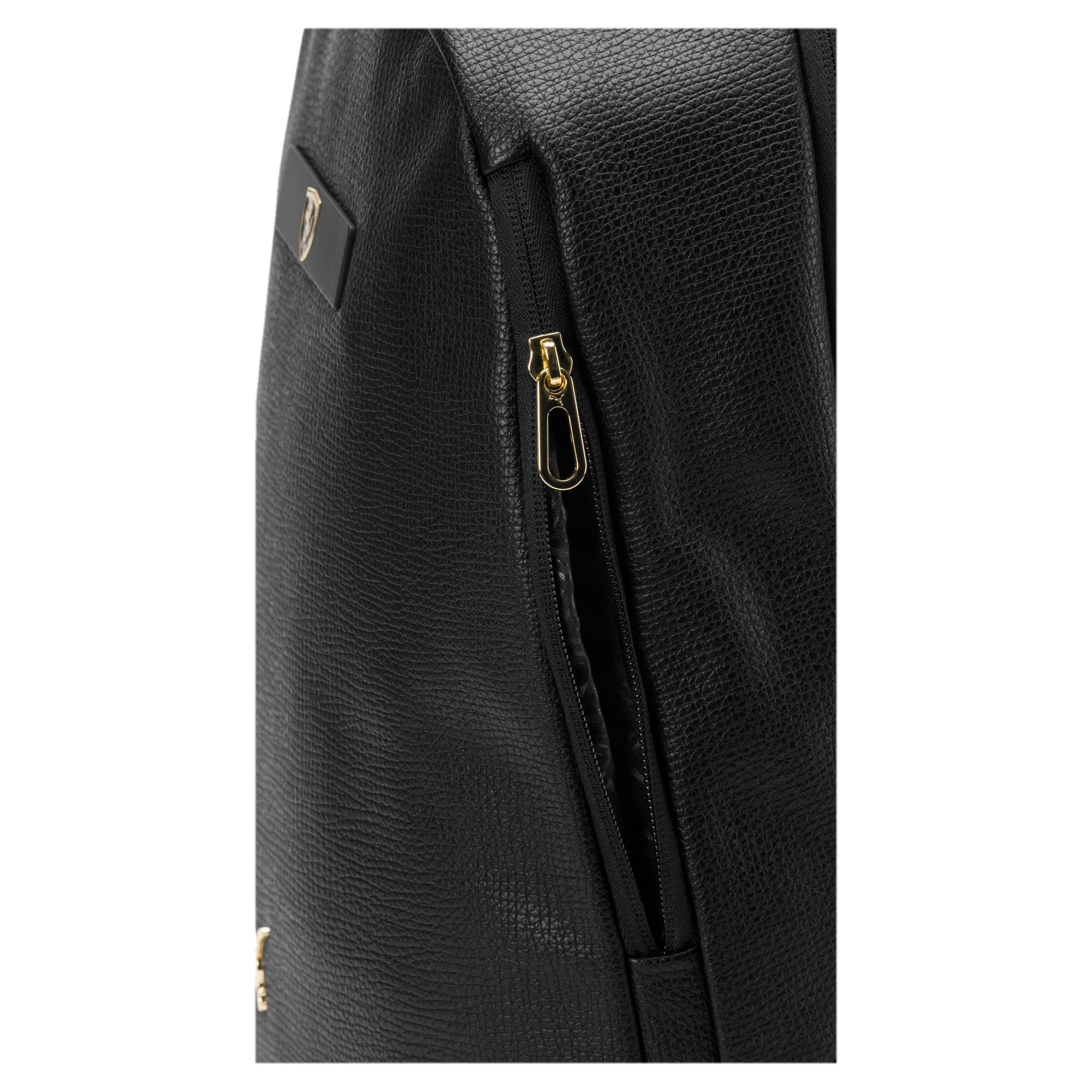 Thumbnail 4 of Ferrari Lifestyle Zainetto Rucksack, Puma Black, medium