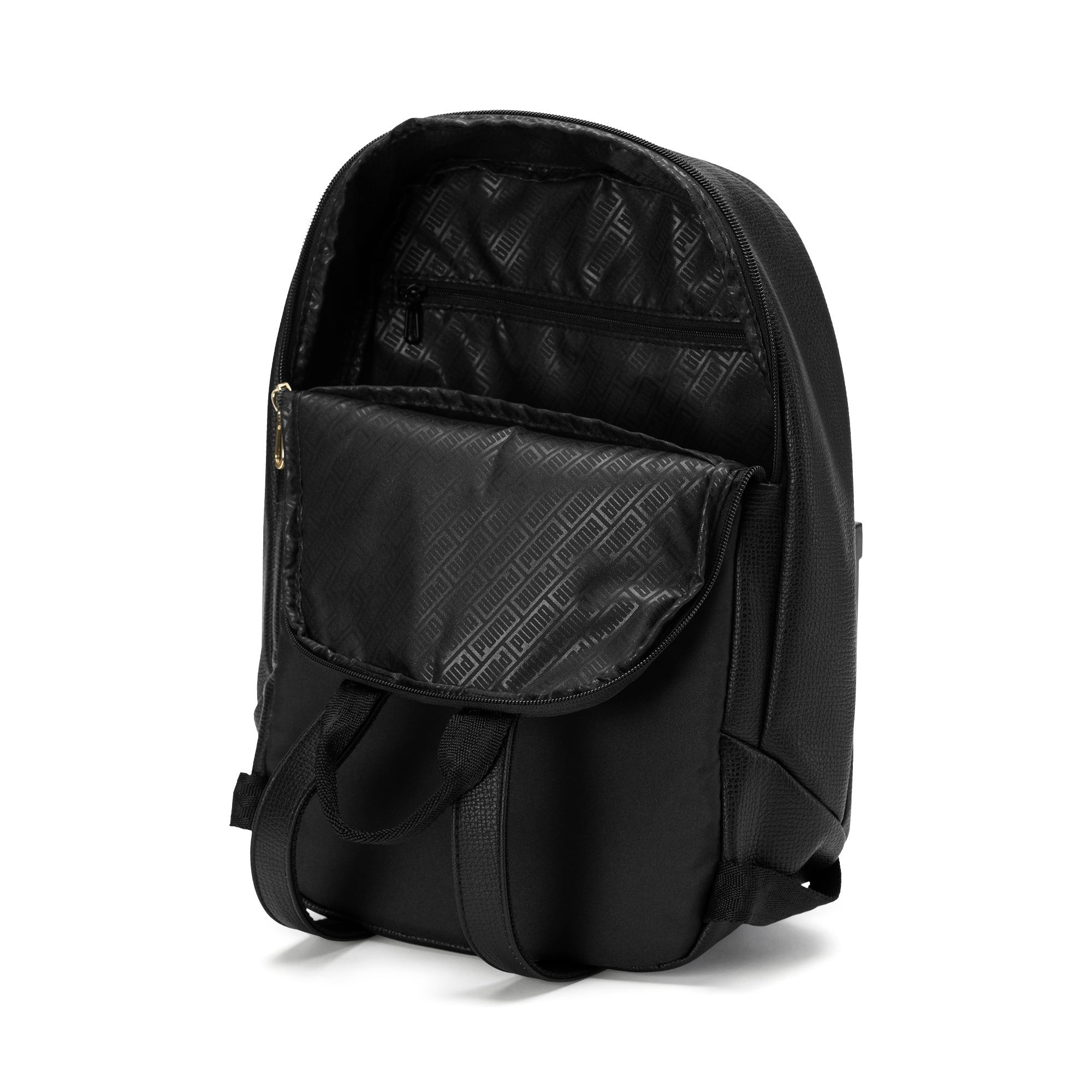 Thumbnail 5 of Ferrari Lifestyle Zainetto Rucksack, Puma Black, medium