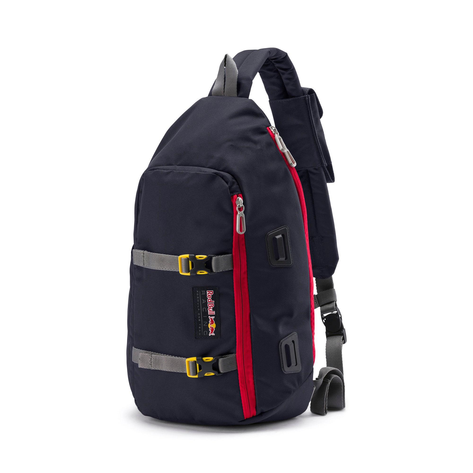 Thumbnail 1 of PUMA x RBR Lifestyle Sling Shoulder Bag, NIGHT SKY, medium