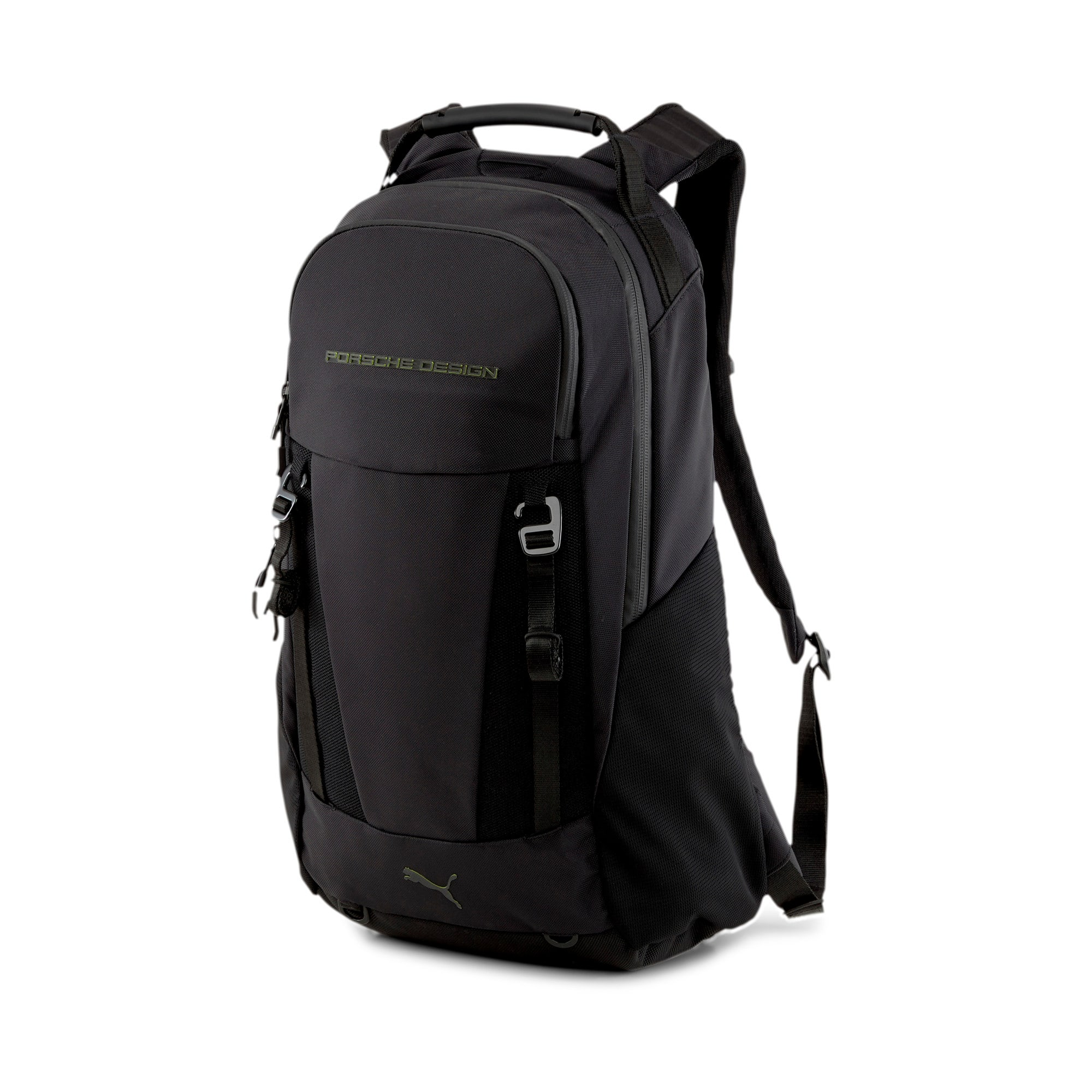 Thumbnail 1 of Porsche Design evoKNIT Active Backpack, Puma Black, medium