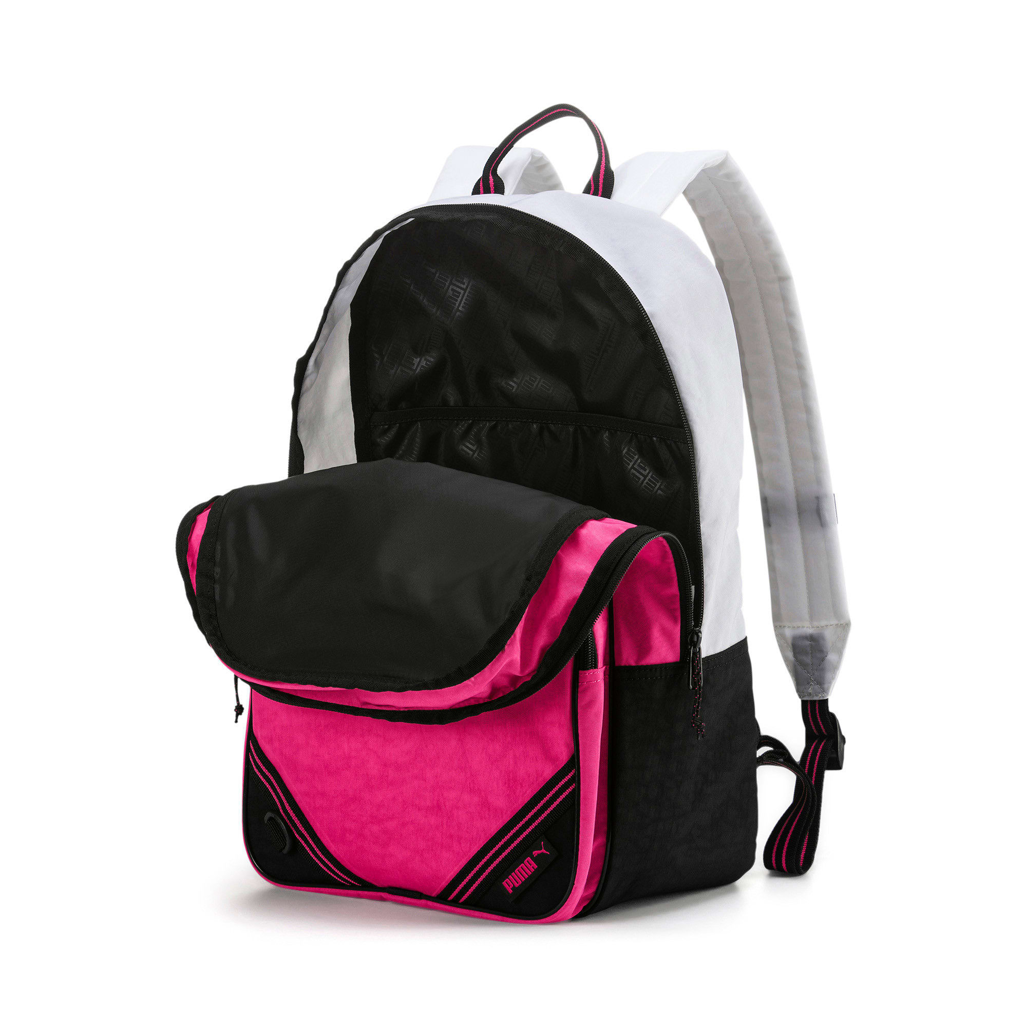 Thumbnail 4 of PUMA CELL Backpack, Fuchsia Purple, medium