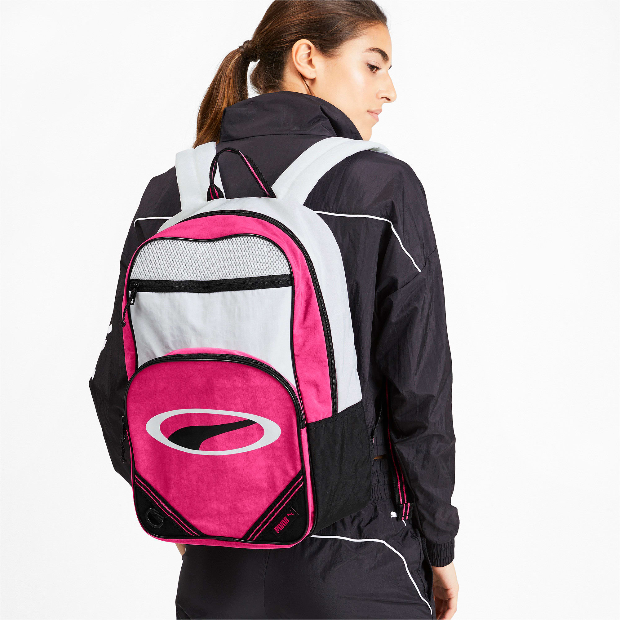 Thumbnail 2 of PUMA CELL Backpack, Fuchsia Purple, medium