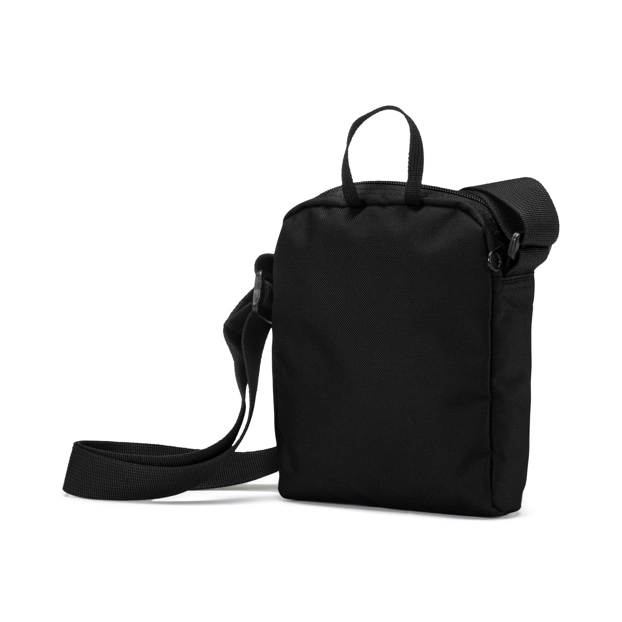 Thumbnail 2 of Valencia CF Portable City Bag, Puma Black-Puma White, medium