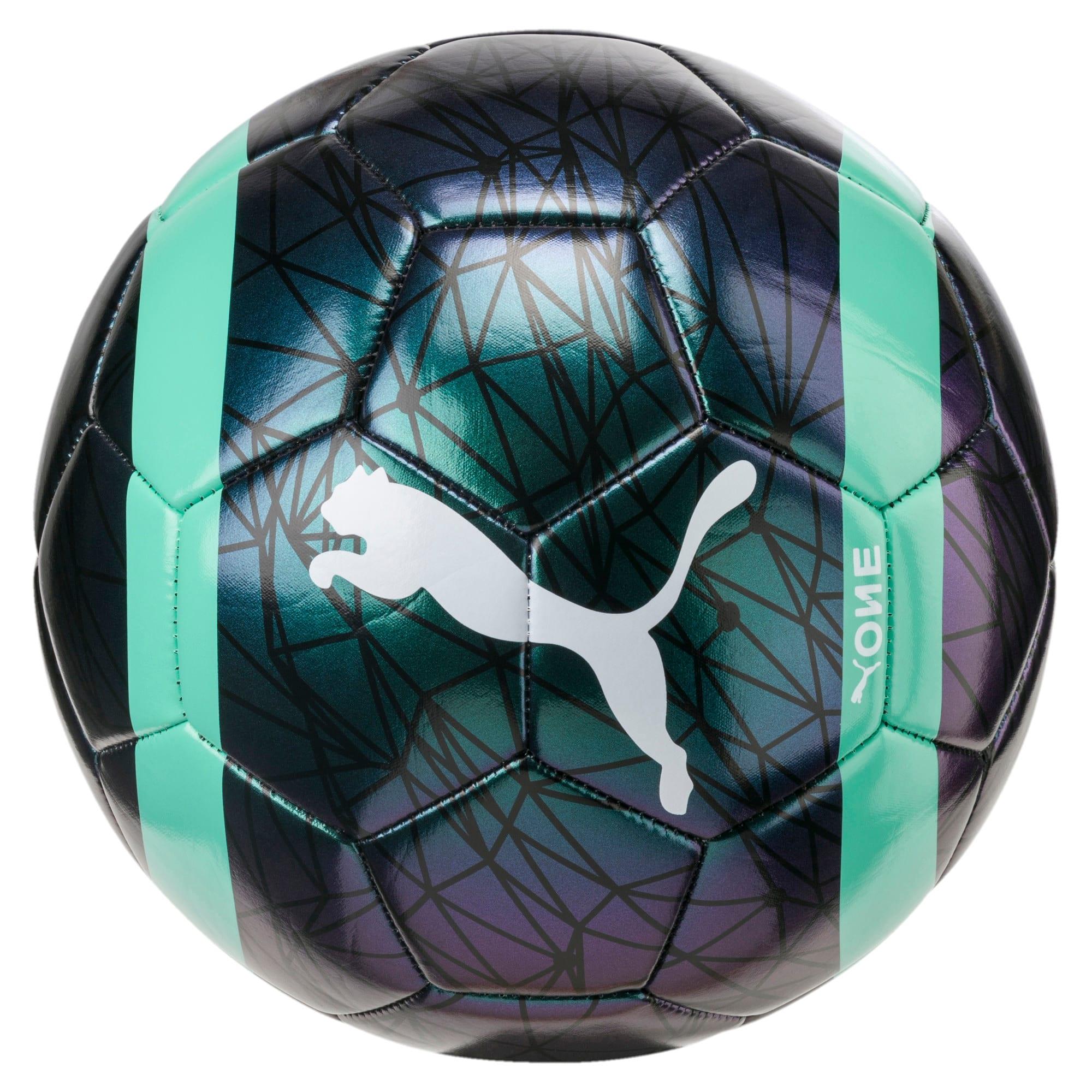 Thumbnail 1 of ONE Chrome Soccer, Color Shift-Green-White-WC, medium