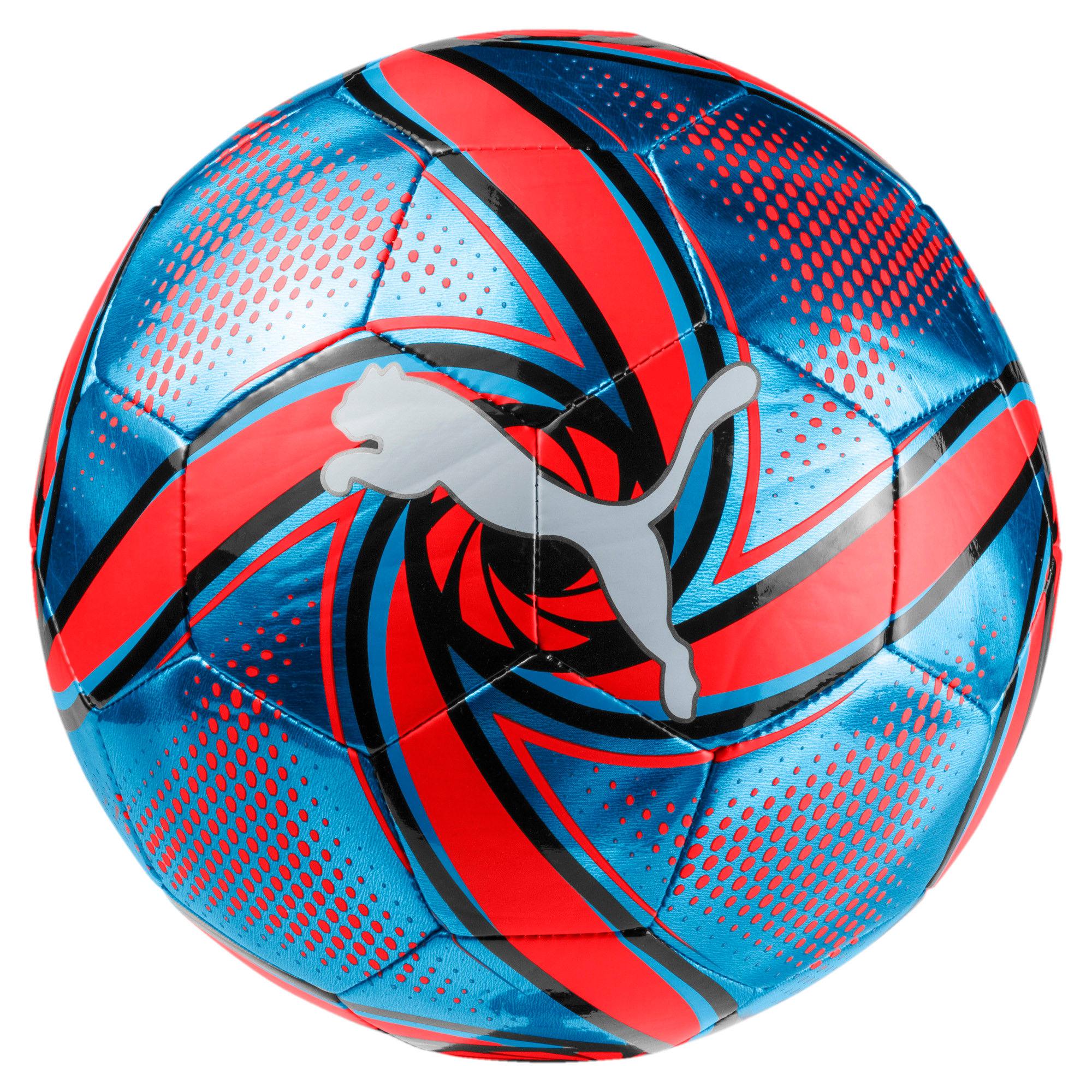 Thumbnail 1 of FUTURE Flare Ball, Bleu Azur-Red Blast-Black, medium