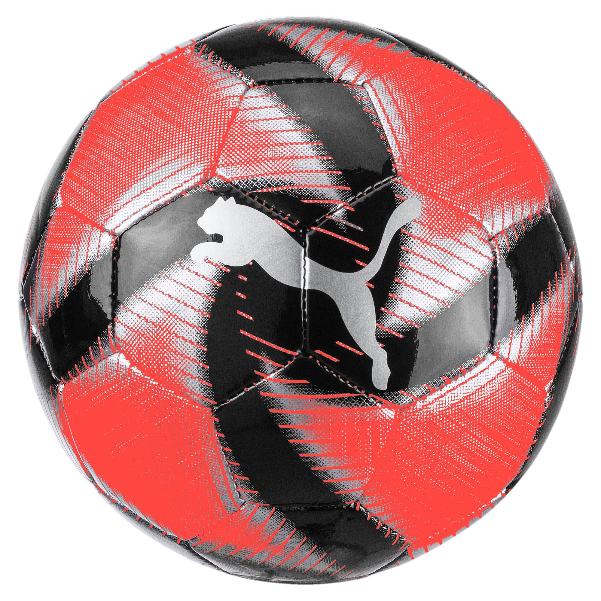 Miniatura 1 de Minipelota de fútbol FUTURE Flare, Nrgy Red-Asphalt-Black-White, mediano