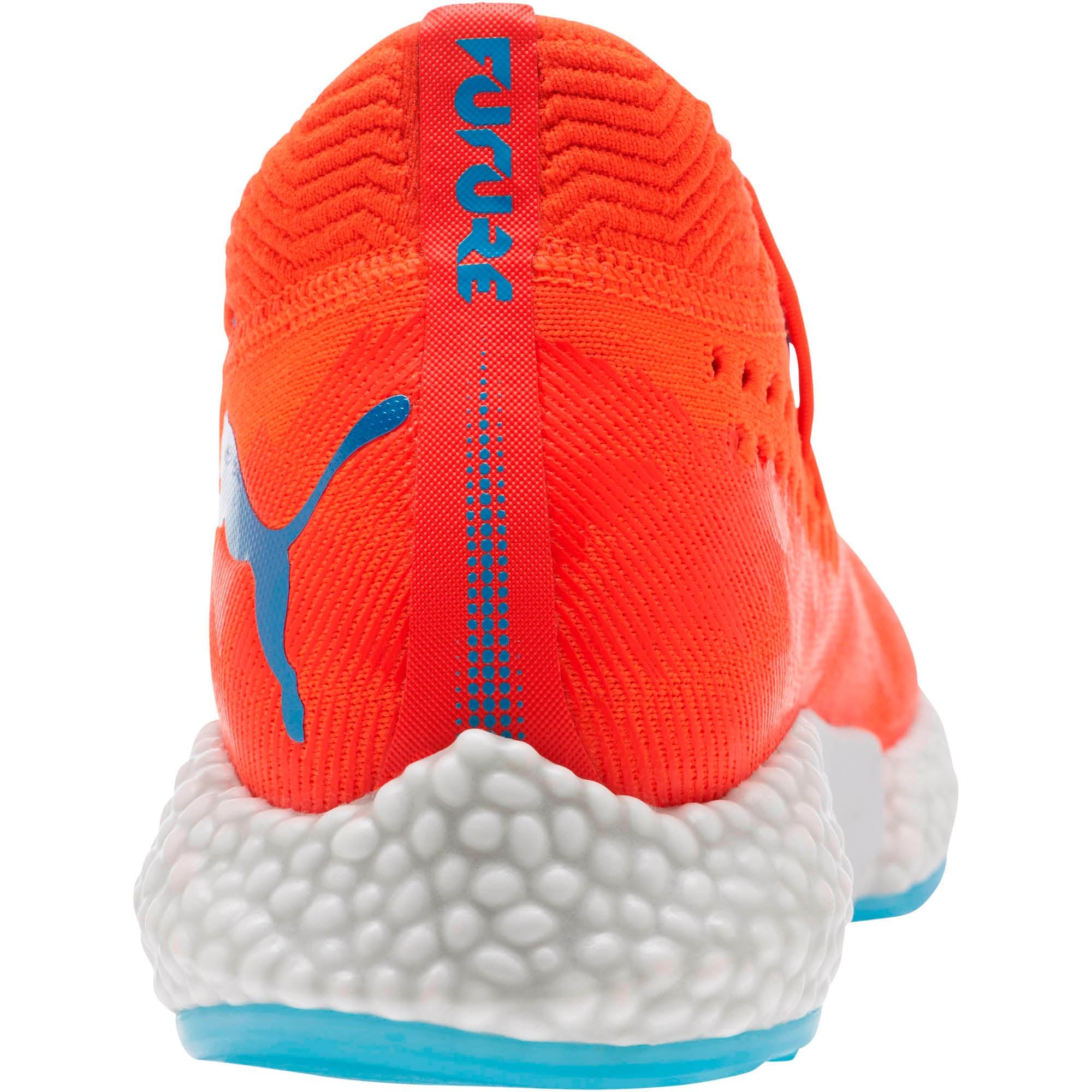 Thumbnail 4 of FUTURE Rocket Men's Running Shoes, Red Blast-Bleu Azur, medium