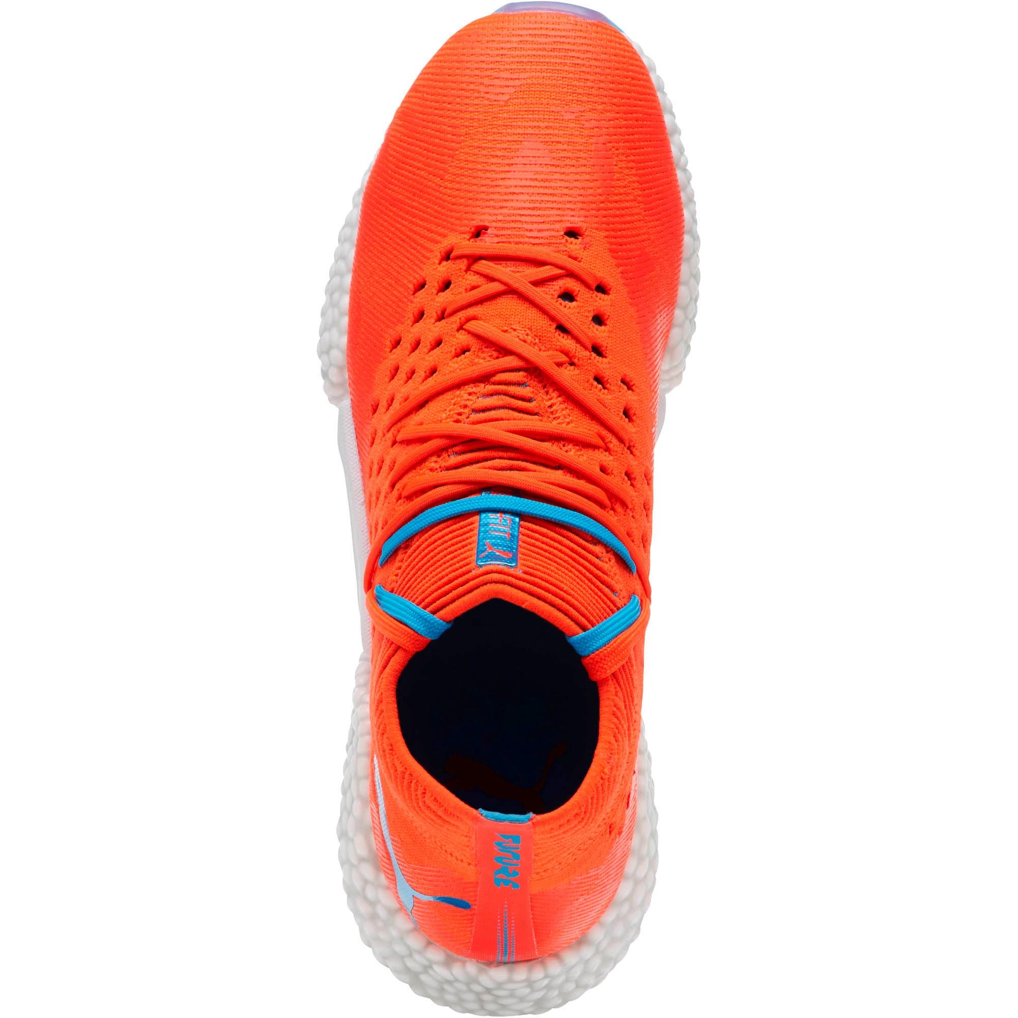 Thumbnail 5 of FUTURE Rocket Men's Running Shoes, Red Blast-Bleu Azur, medium