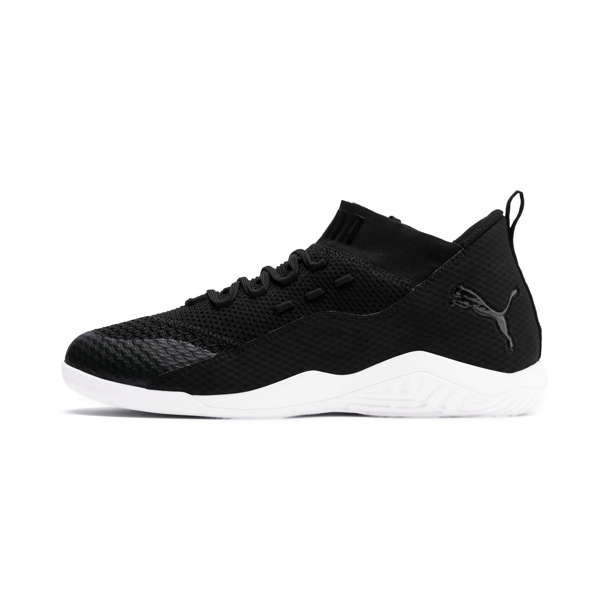 Thumbnail 1 of 365 IGNITE FUSE 2 Men's Soccer Shoes, Puma Black-Puma White, medium