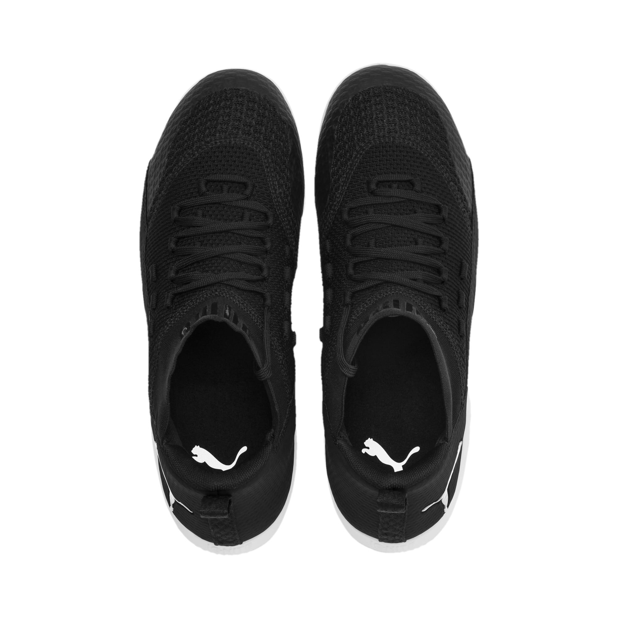 Thumbnail 6 of 365 IGNITE FUSE 2 Men's Soccer Shoes, Puma Black-Puma White, medium