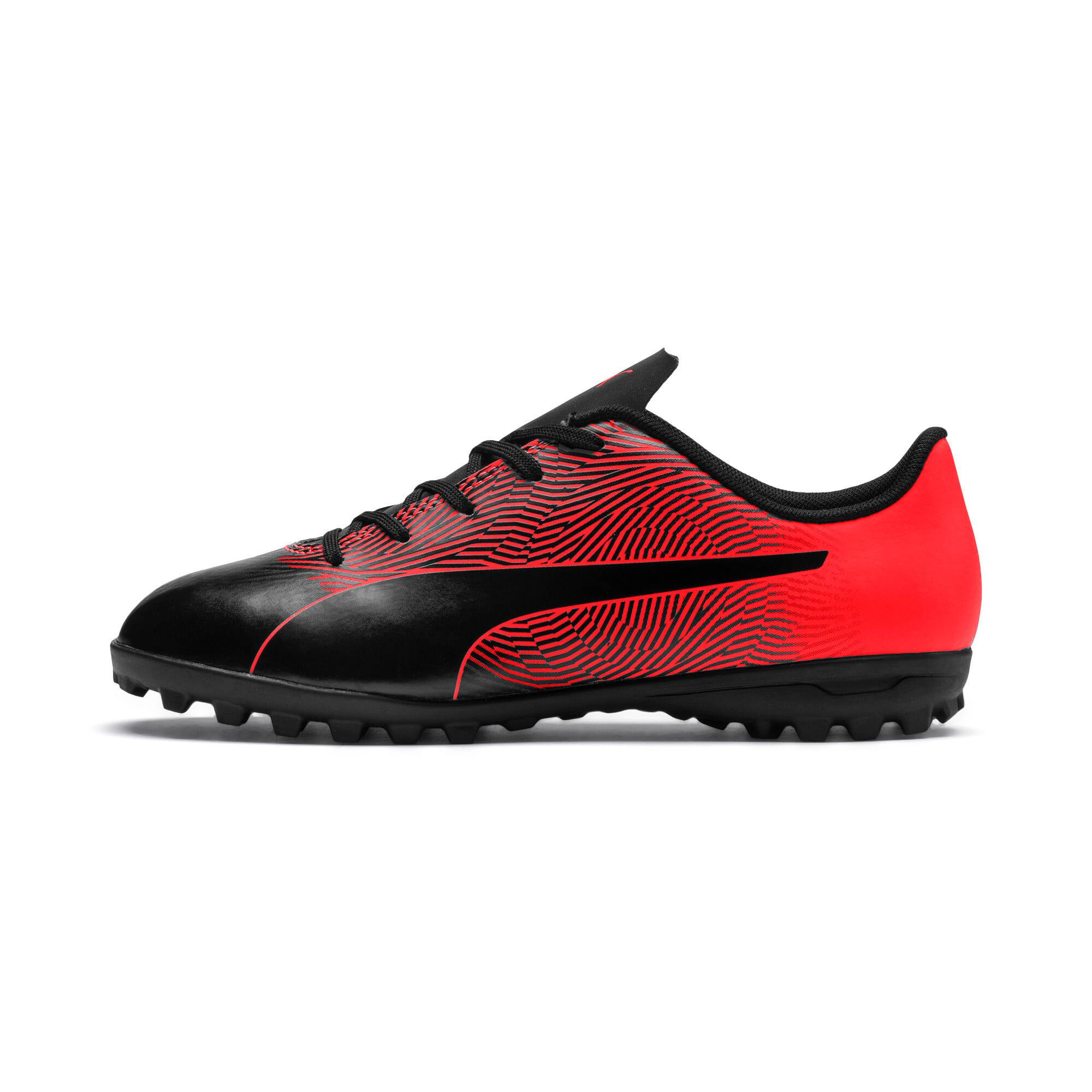Miniatura 1 de Zapatos de fútbolPUMA Spirit II TT para JR, Puma Black-Red Blast, mediano
