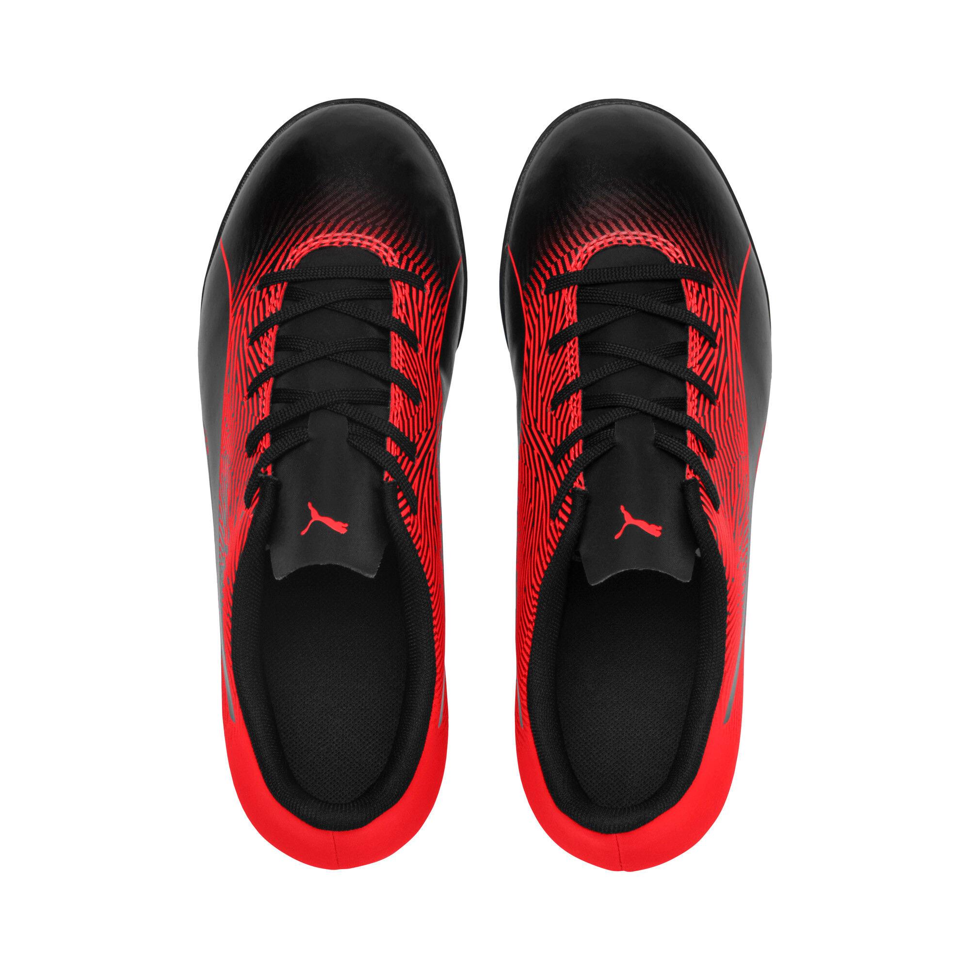 Miniatura 6 de Zapatos de fútbolPUMA Spirit II TT para JR, Puma Black-Red Blast, mediano