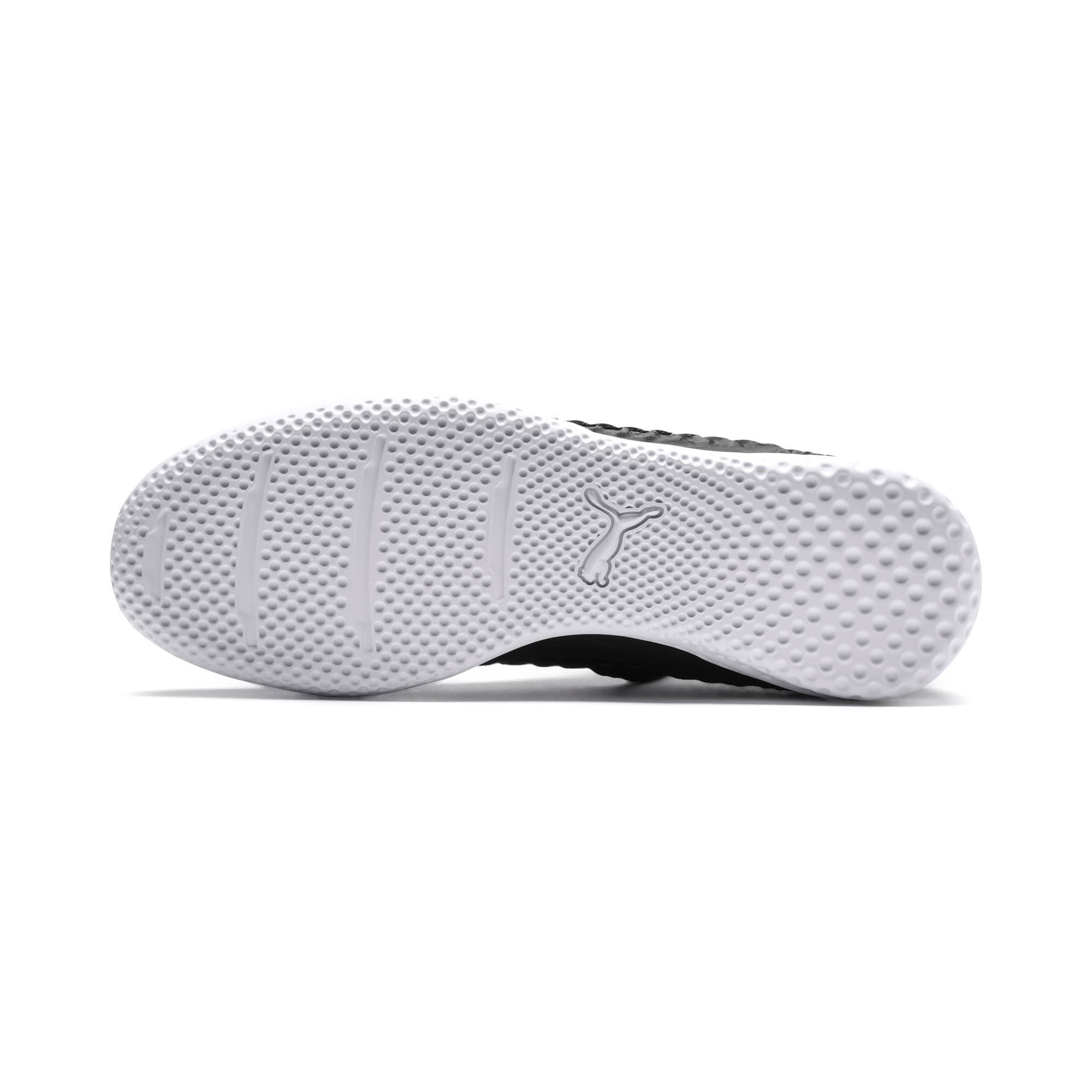 Thumbnail 3 of FUTURE 19.3 NETFIT IT Men's Soccer Shoes, Puma Black-Puma Black-White, medium