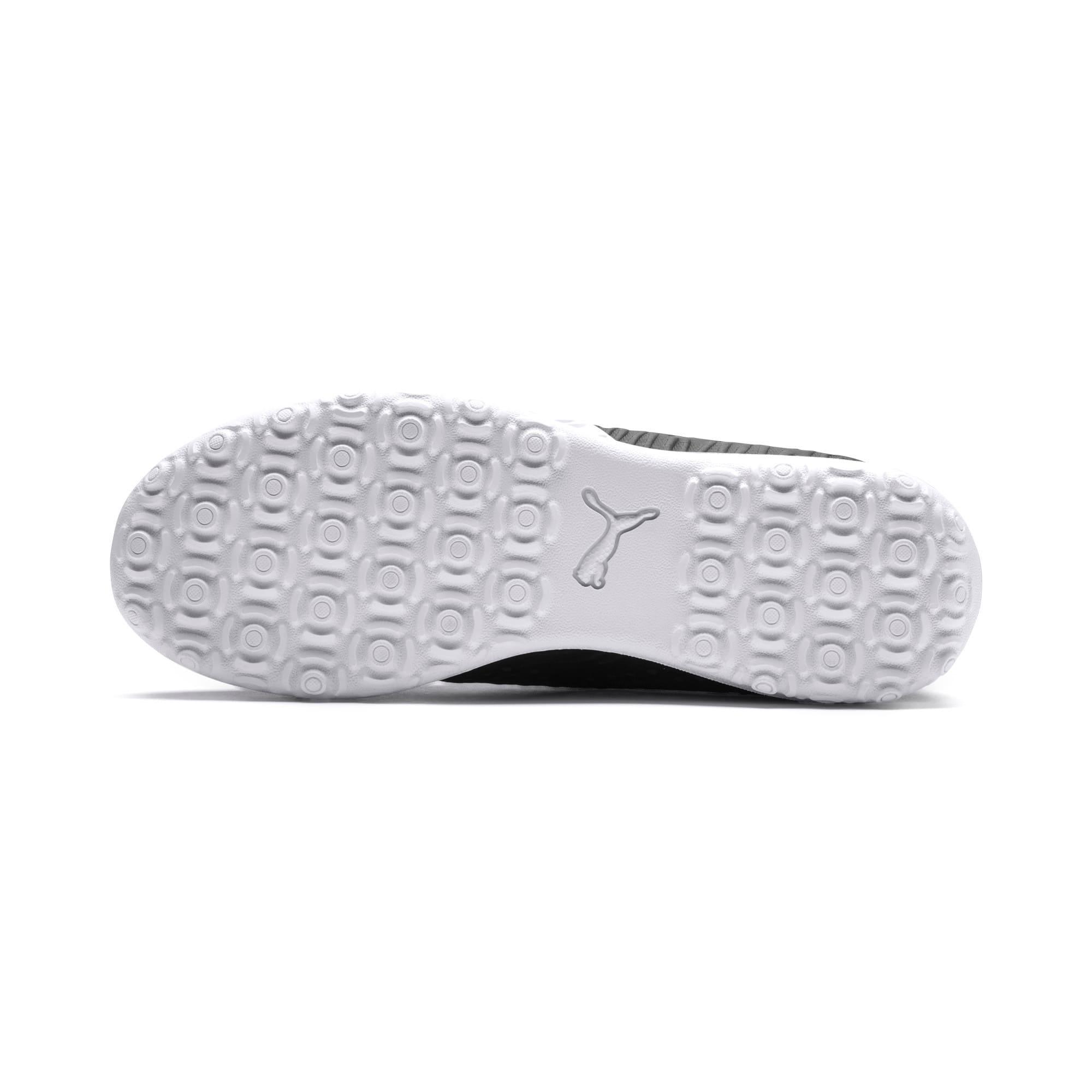 Thumbnail 3 of FUTURE 19.4 TT Soccer Shoes JR, Puma Black-Puma Black-White, medium