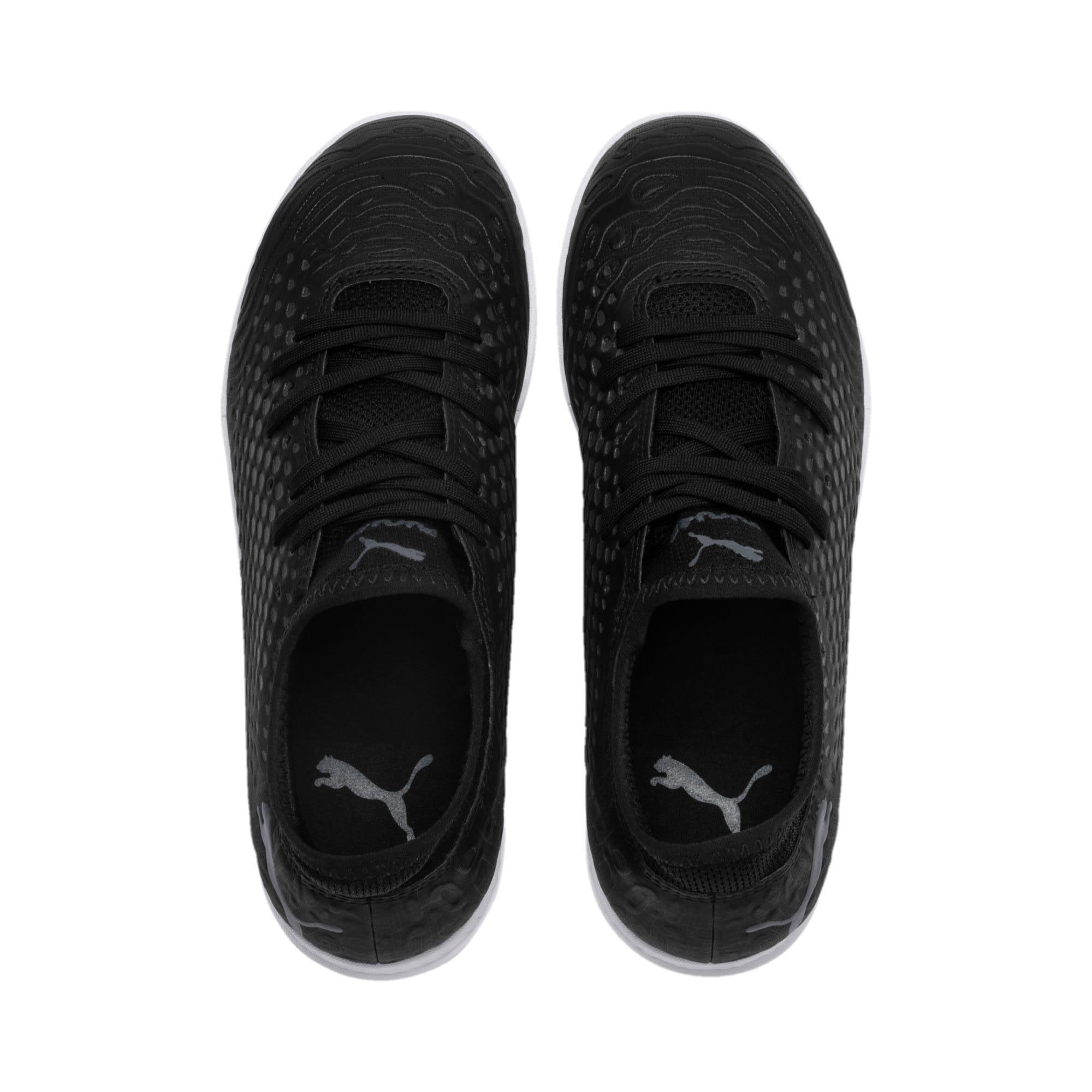 Thumbnail 6 of FUTURE 19.4 TT Soccer Shoes JR, Puma Black-Puma Black-White, medium