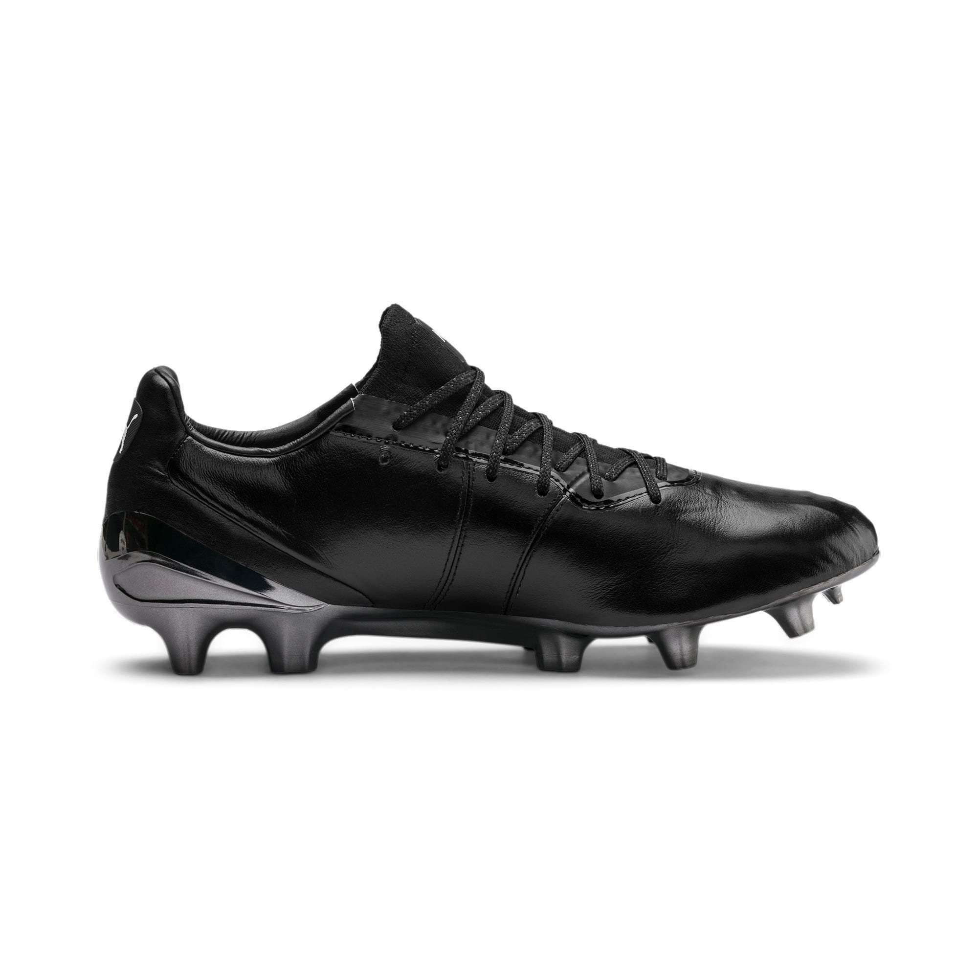 Thumbnail 6 of King Platinum FG/AG Men's Soccer Cleats, Puma Black-Puma White, medium