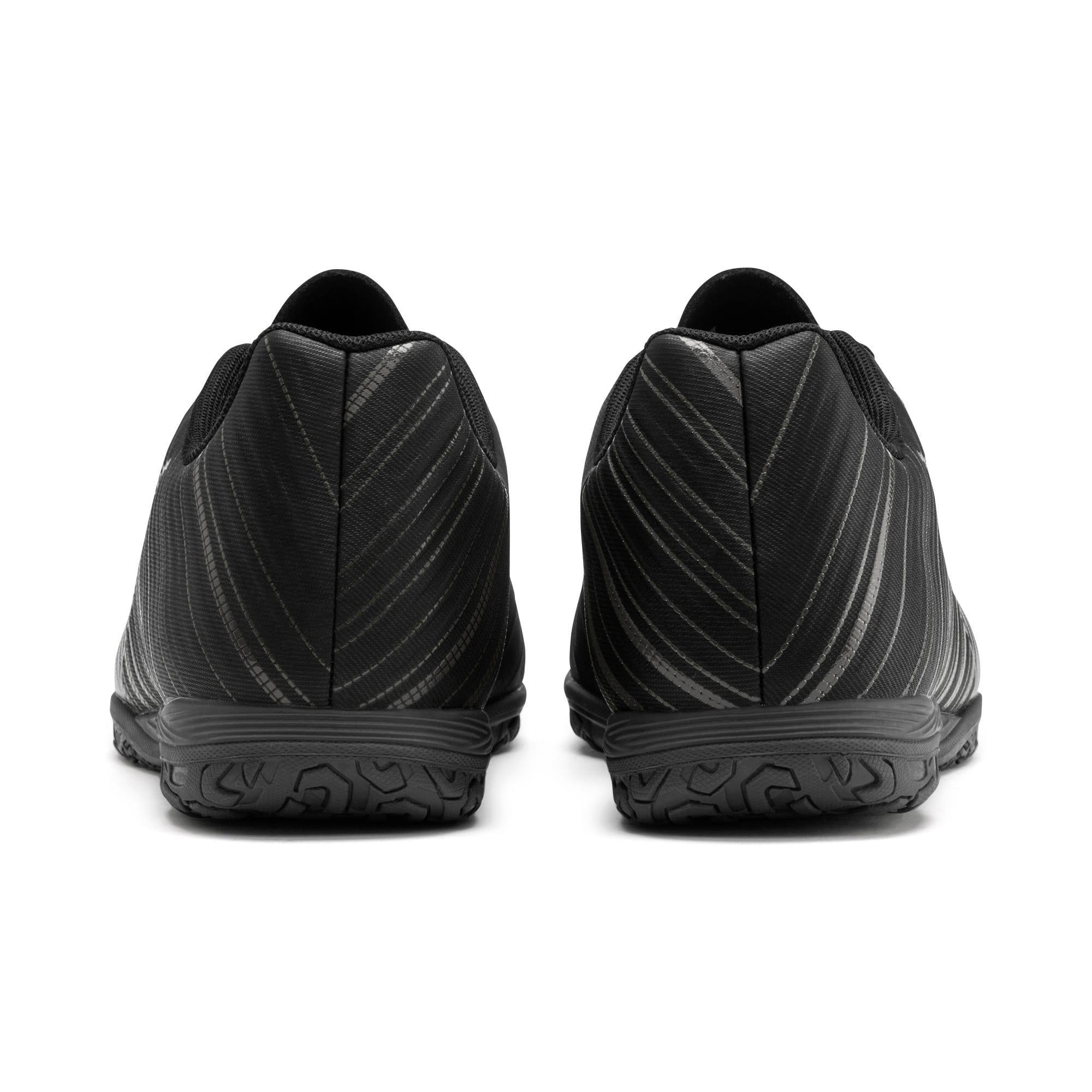 Thumbnail 4 of PUMA ONE 5.4 IT Men's Football Boots, Black-Black-Puma Aged Silver, medium