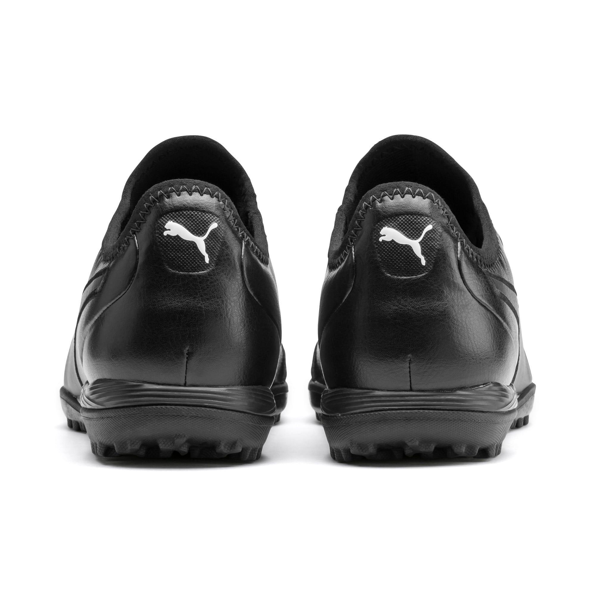 Thumbnail 4 of King Pro TT Soccer Shoes, Puma Black-Puma White, medium