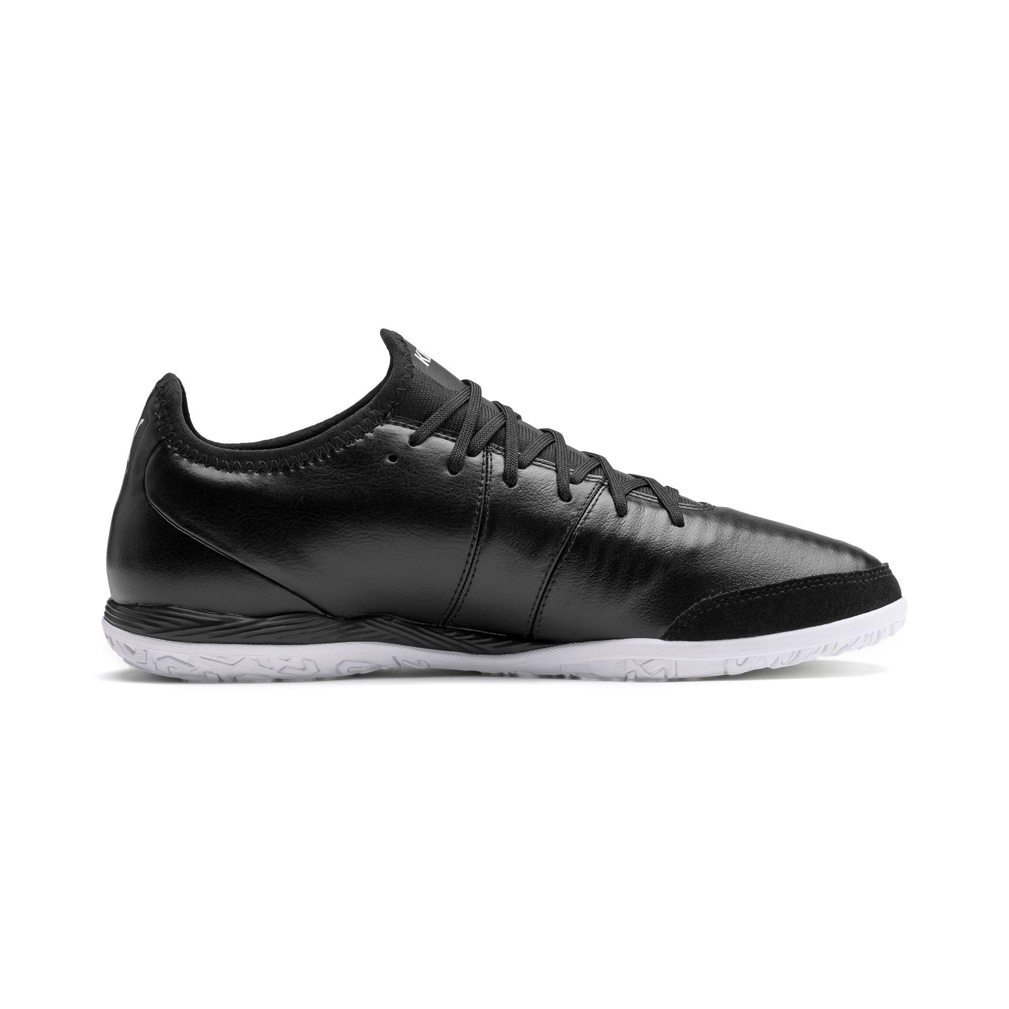 Thumbnail 6 of King Pro IT Soccer Shoes, Puma Black-Puma White, medium
