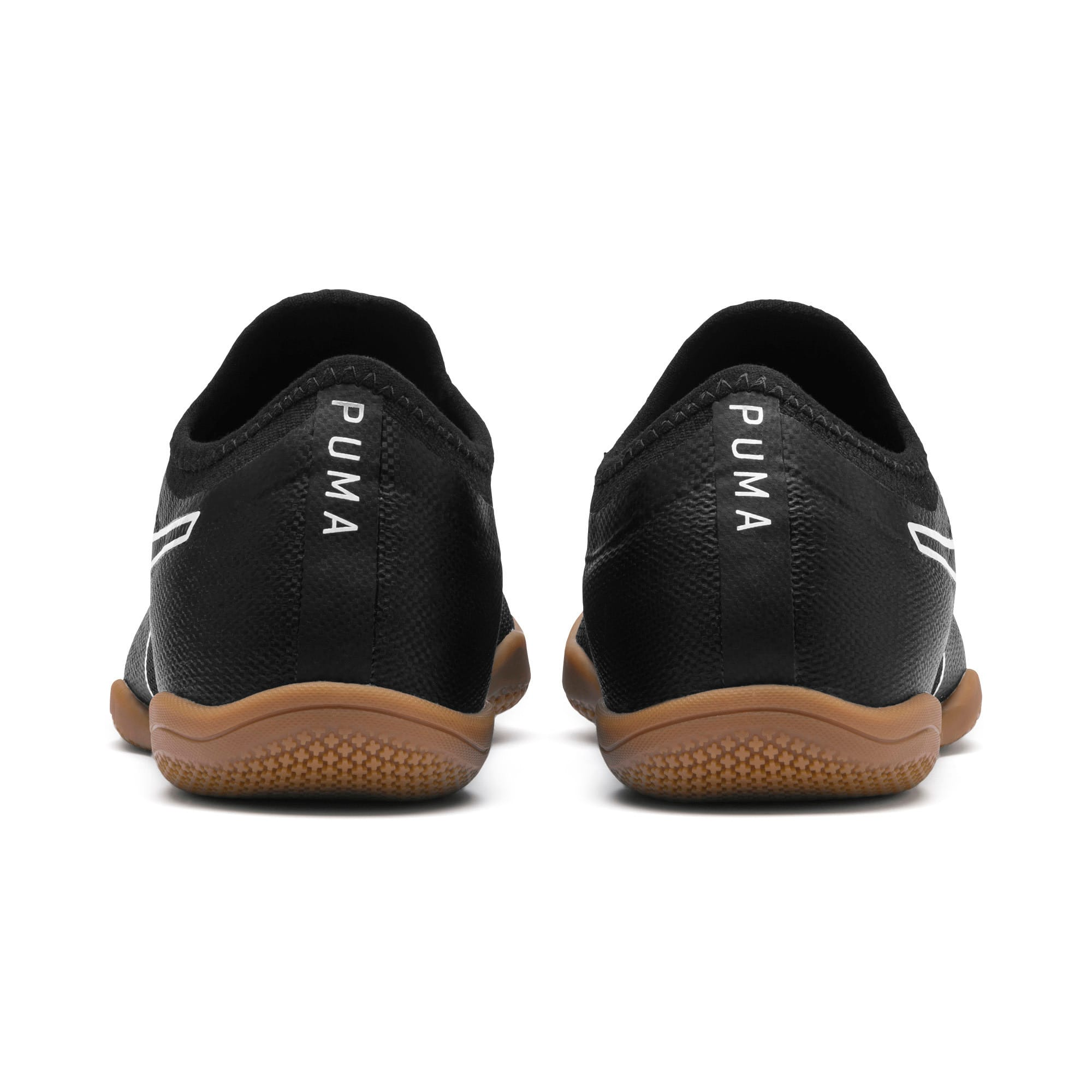 Thumbnail 4 of 365 Sala 1 Men's Football Boots, Puma Black-Puma White-Gum, medium