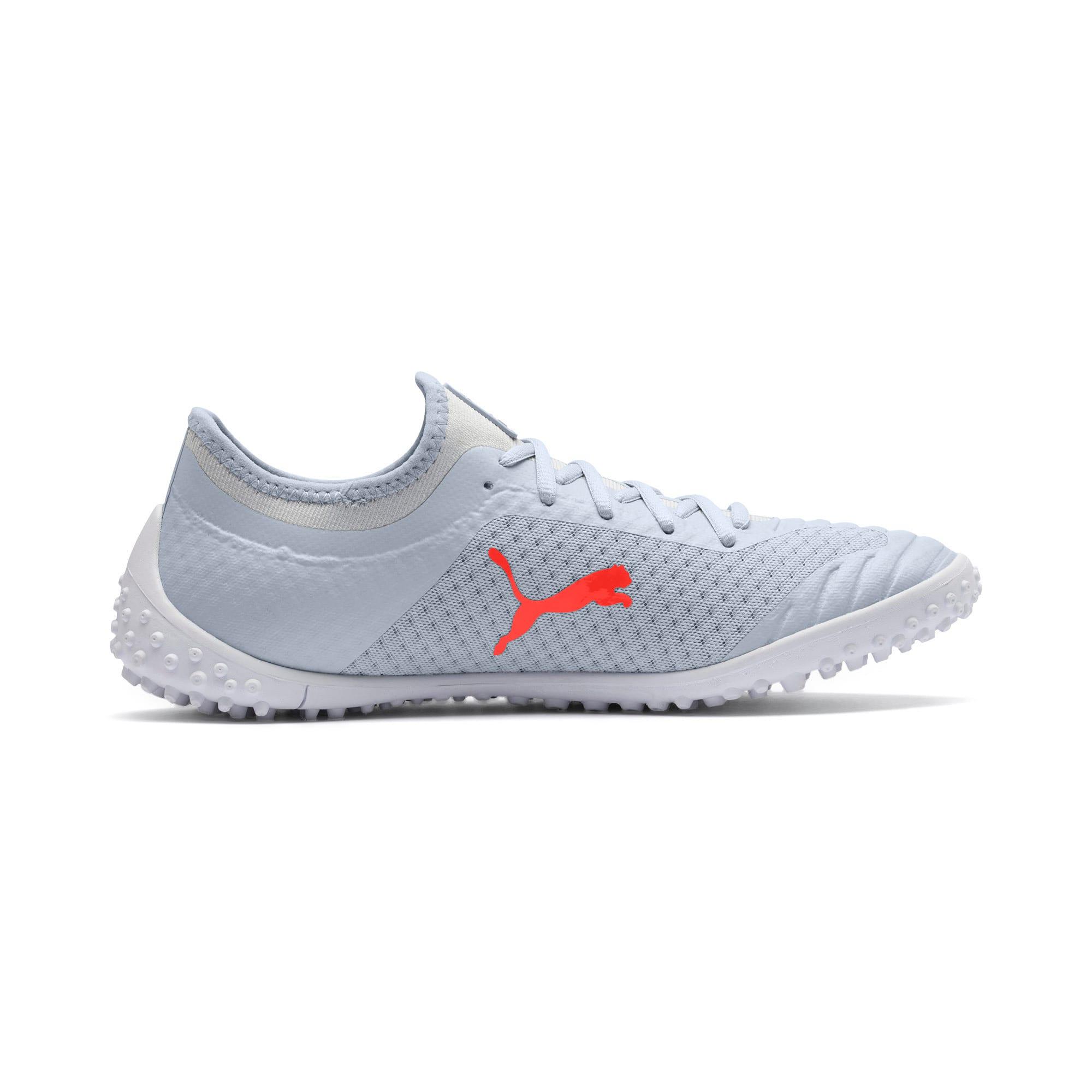 Thumbnail 6 of 365 Concrete 2 ST Men's Soccer Shoes, Grey Dawn-Nrgy Red-White, medium