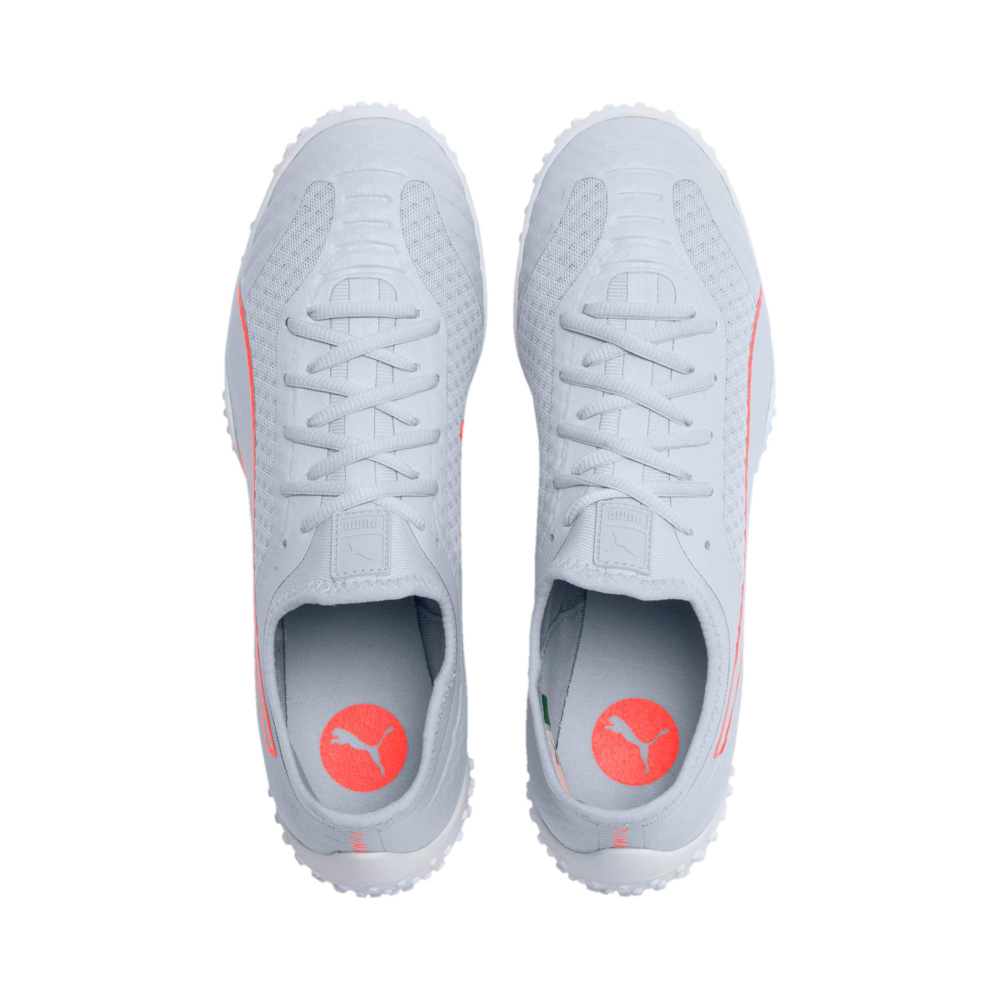 Thumbnail 7 of 365 Concrete 2 ST Men's Soccer Shoes, Grey Dawn-Nrgy Red-White, medium