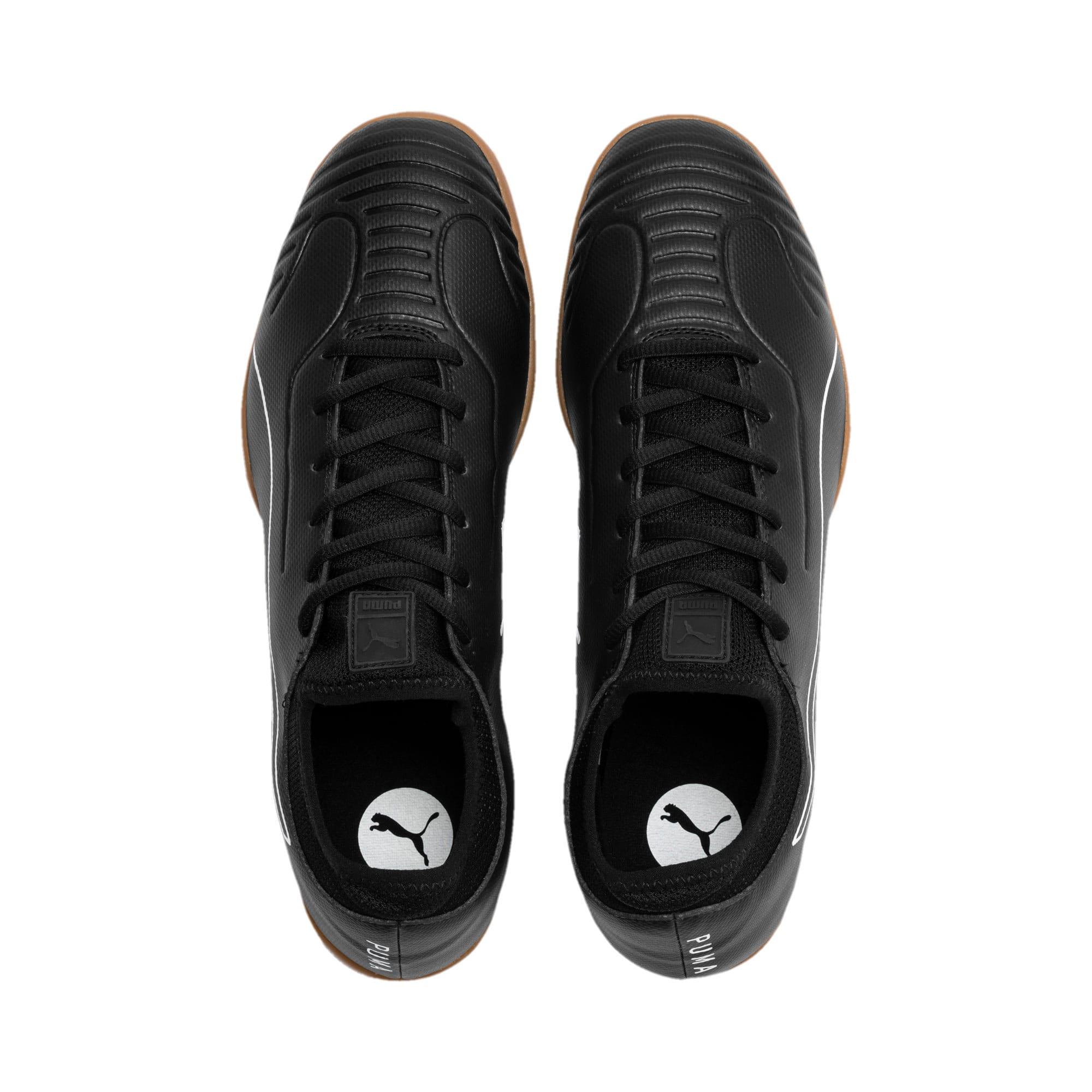 Thumbnail 7 of 365 Sala 2 Men's Football Boots, Puma Black-Puma White-Gum, medium