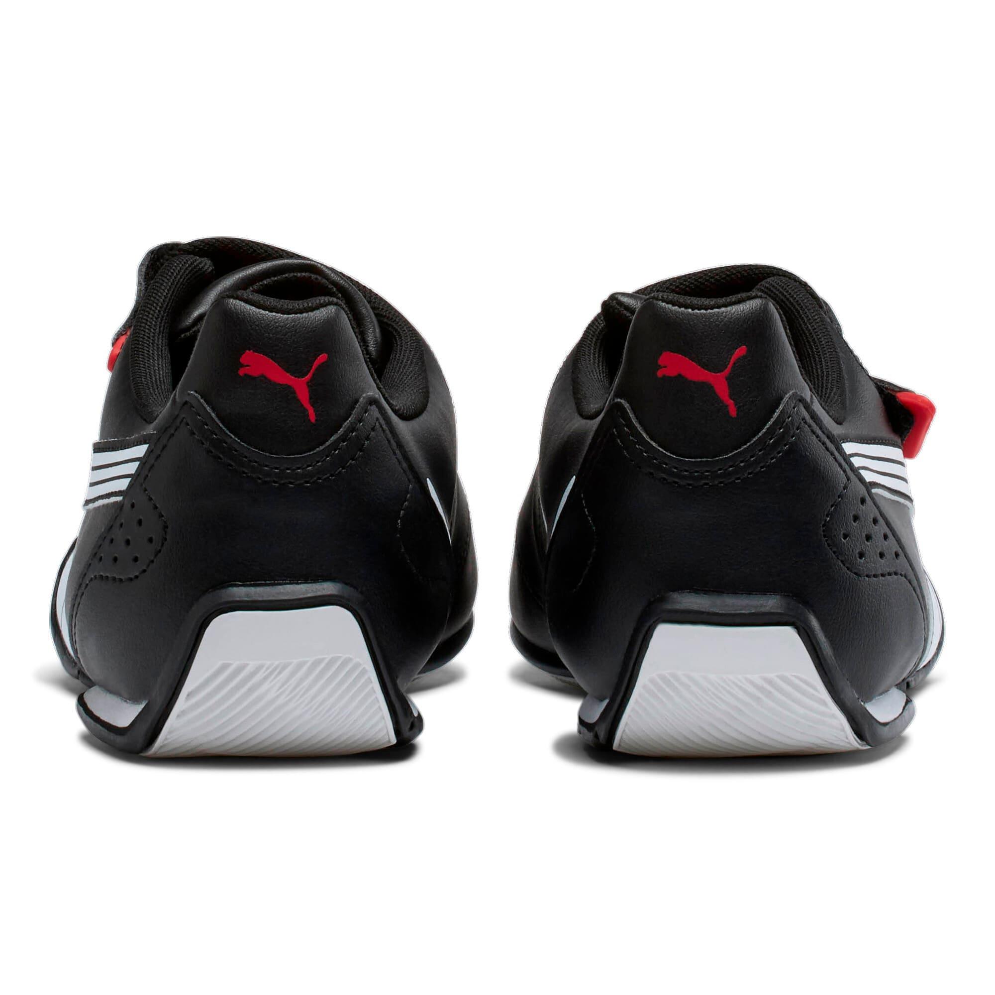 New Puma redon move mens shoe black red white 185999 02