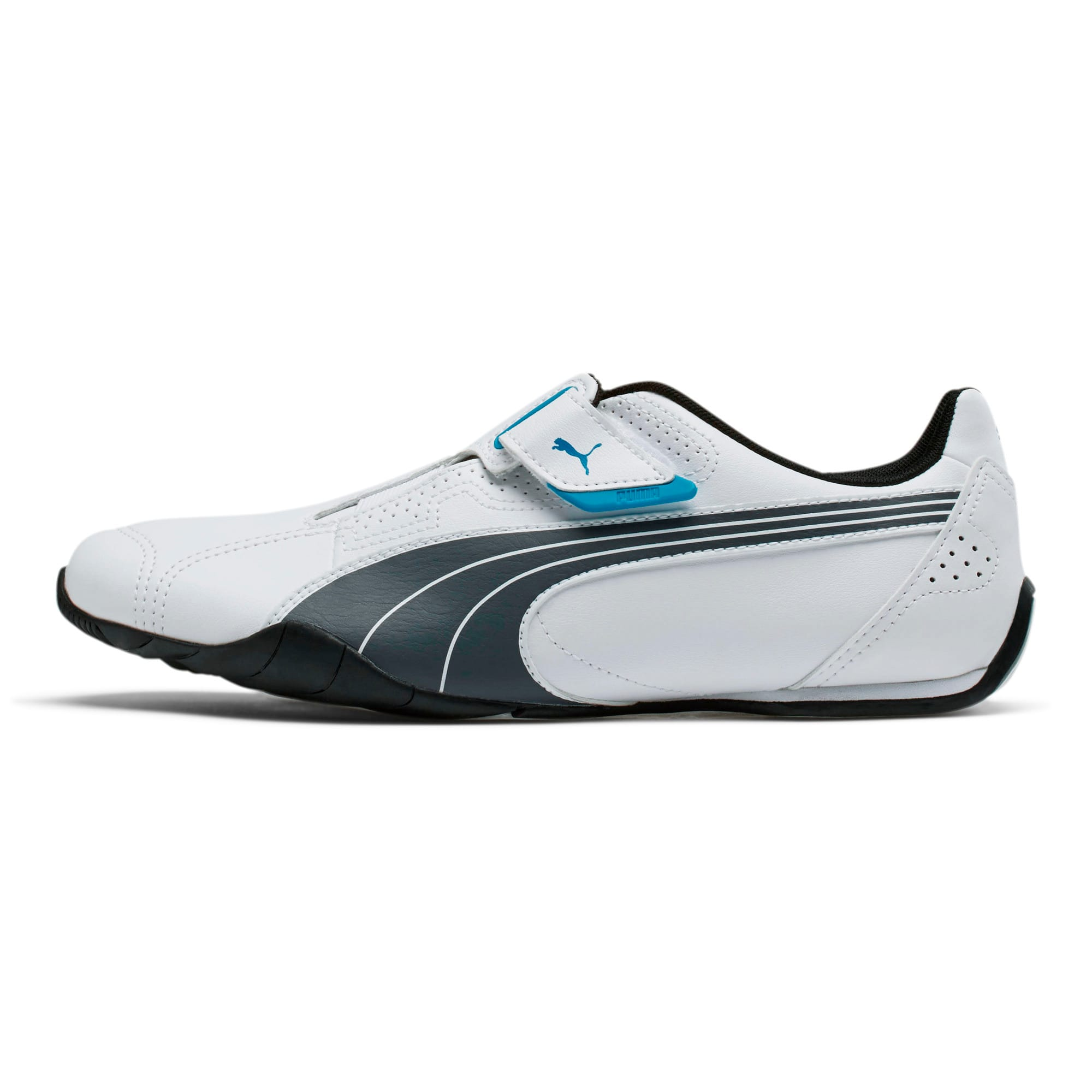 Thumbnail 1 of Redon Move Shoes, white-dark shadow-black, medium
