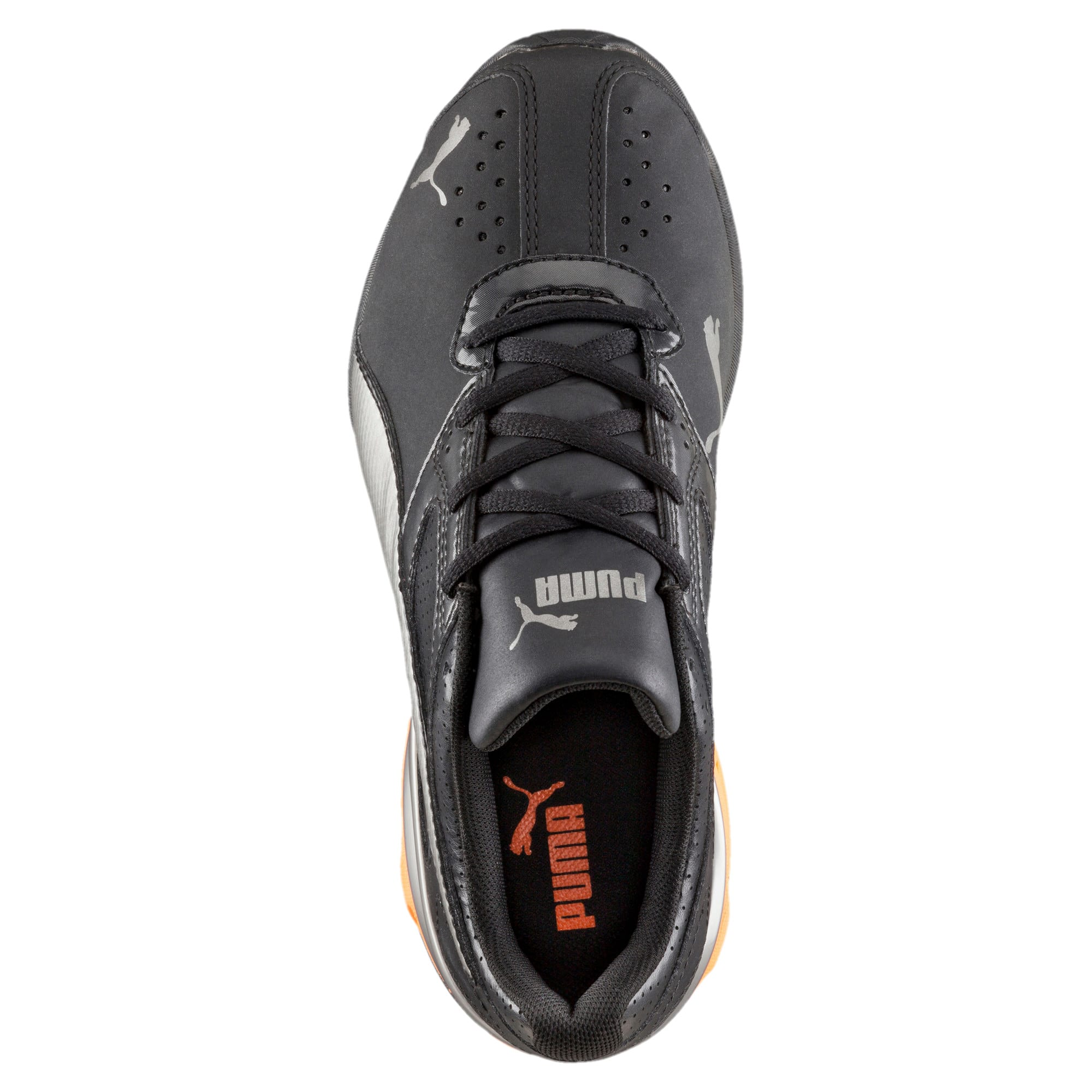 Tazon 6 SL Running Shoes JR, black-aged silver-black, large