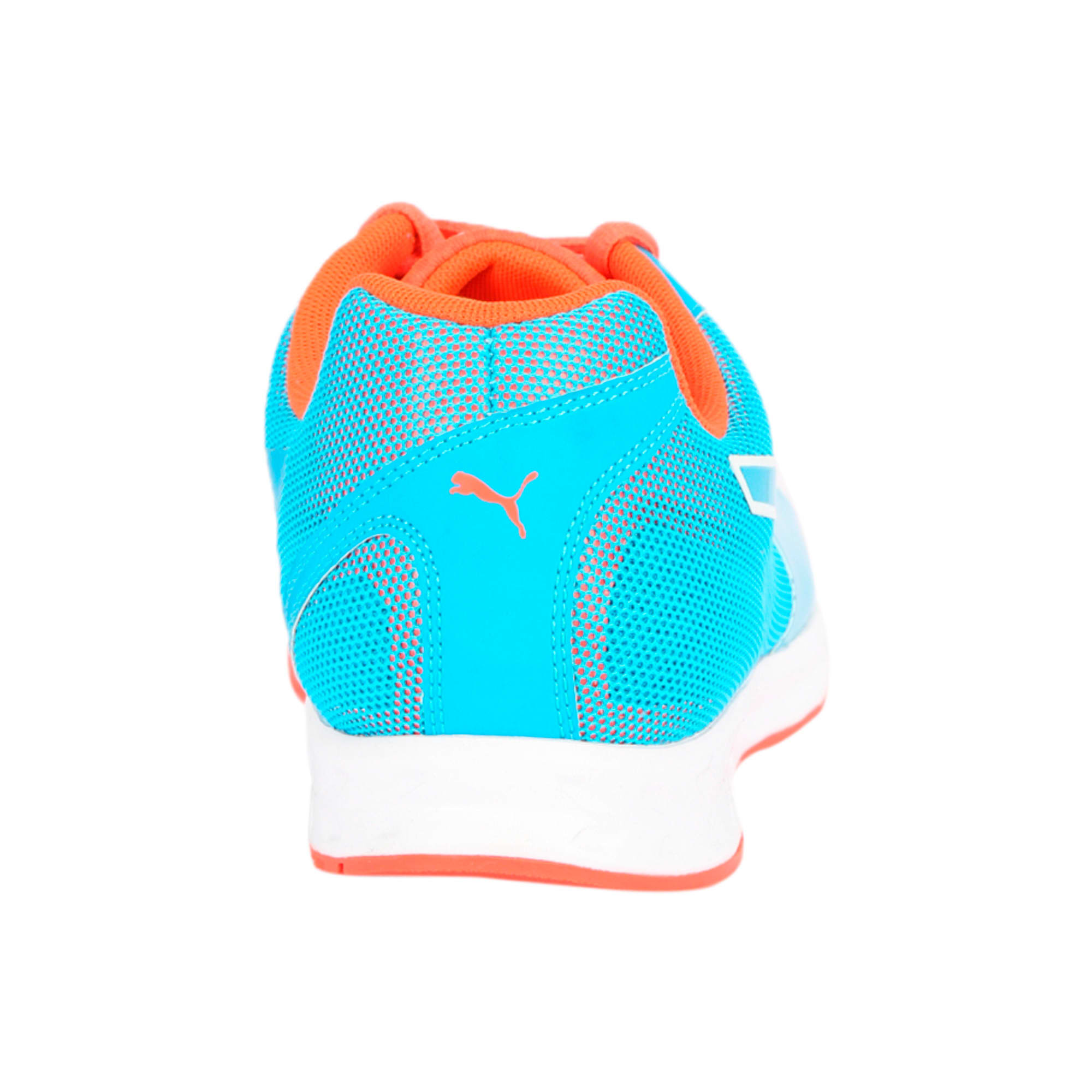 Thumbnail 4 of Burst Running Shoes, atomic blue-red blast, medium-IND
