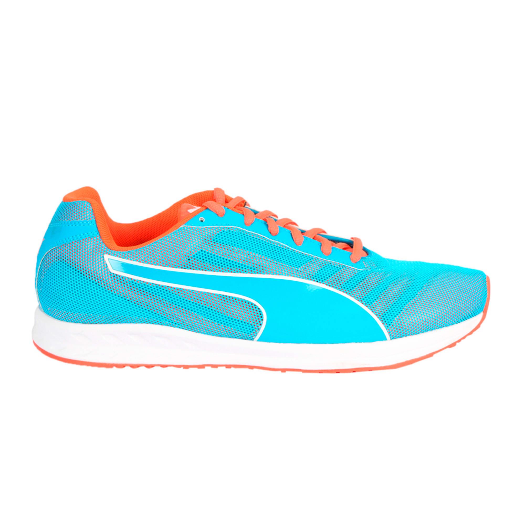 Thumbnail 5 of Burst Running Shoes, atomic blue-red blast, medium-IND