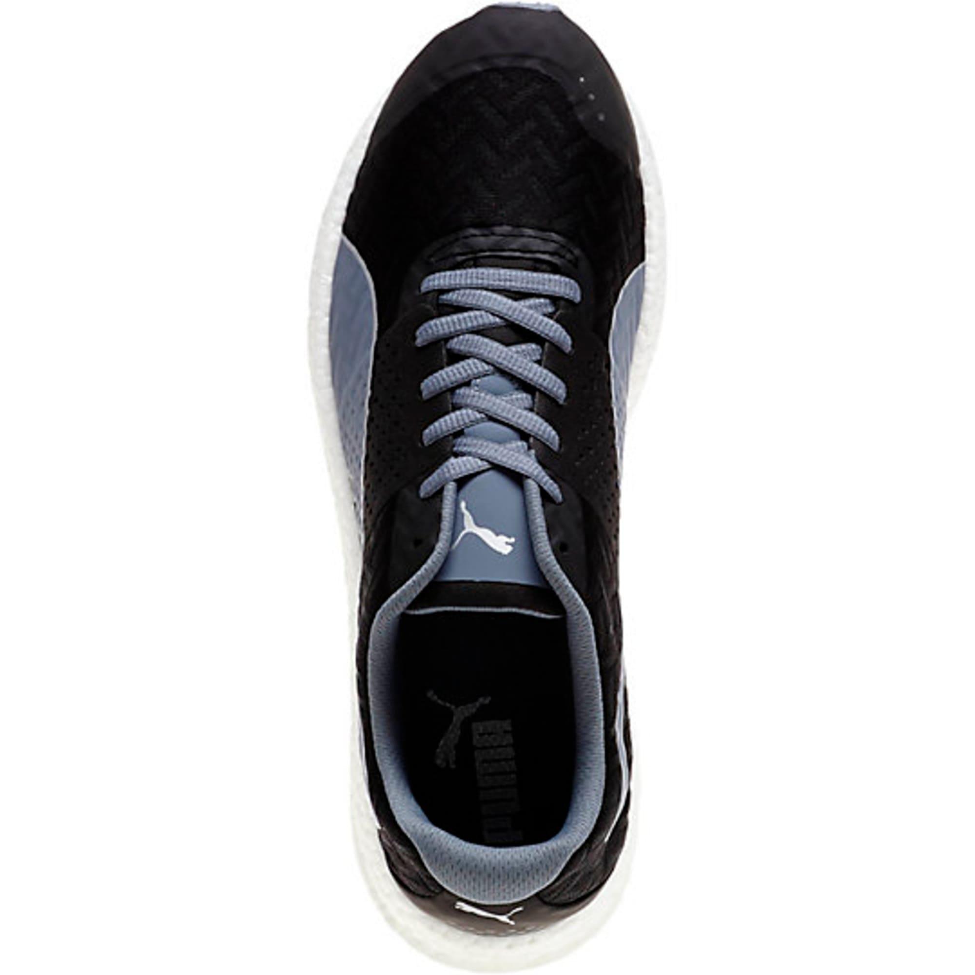 Thumbnail 2 of NRGY Running Shoes, black-folkstone gray, medium-IND