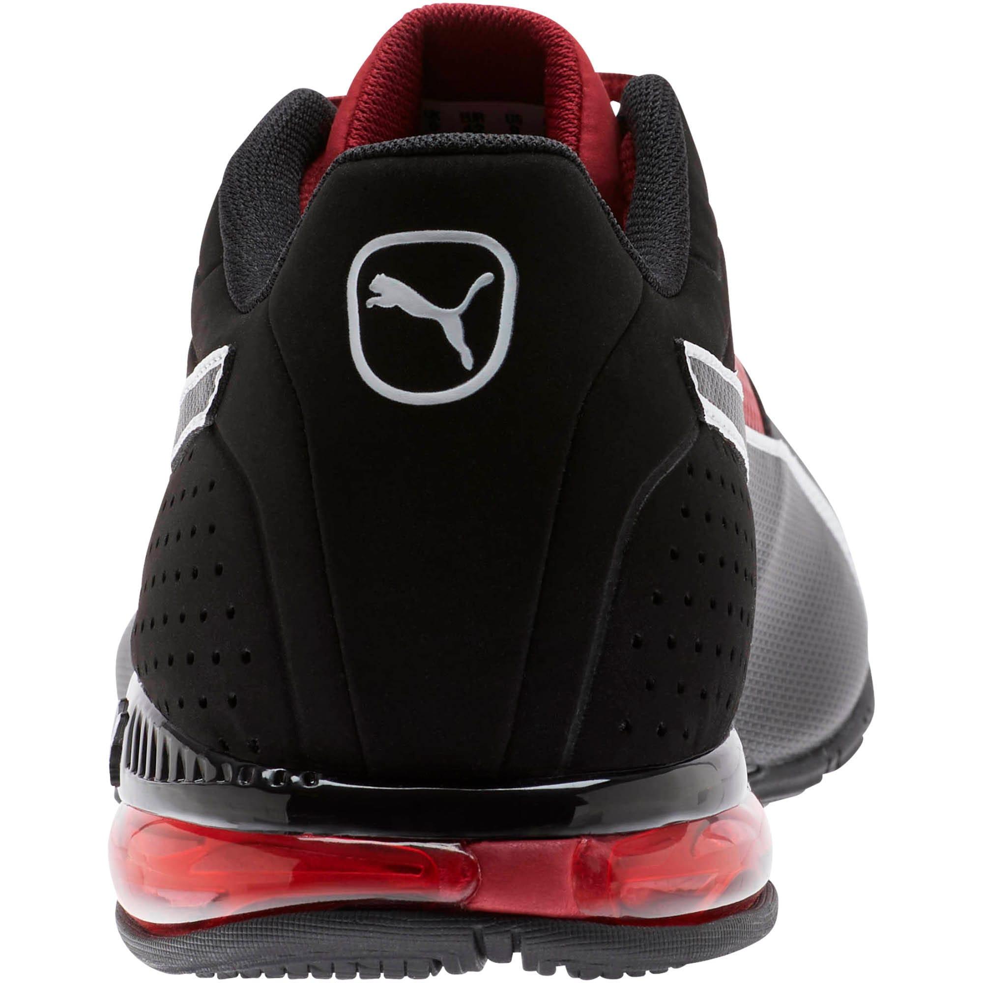 Thumbnail 3 of CELL Surin 2 Matte Men's Training Shoes, Rhubarb-Puma White, medium