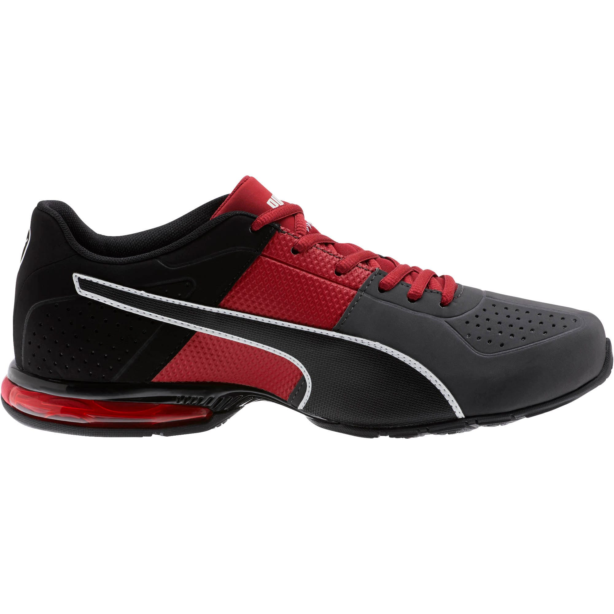 Thumbnail 4 of CELL Surin 2 Matte Men's Training Shoes, Rhubarb-Puma White, medium