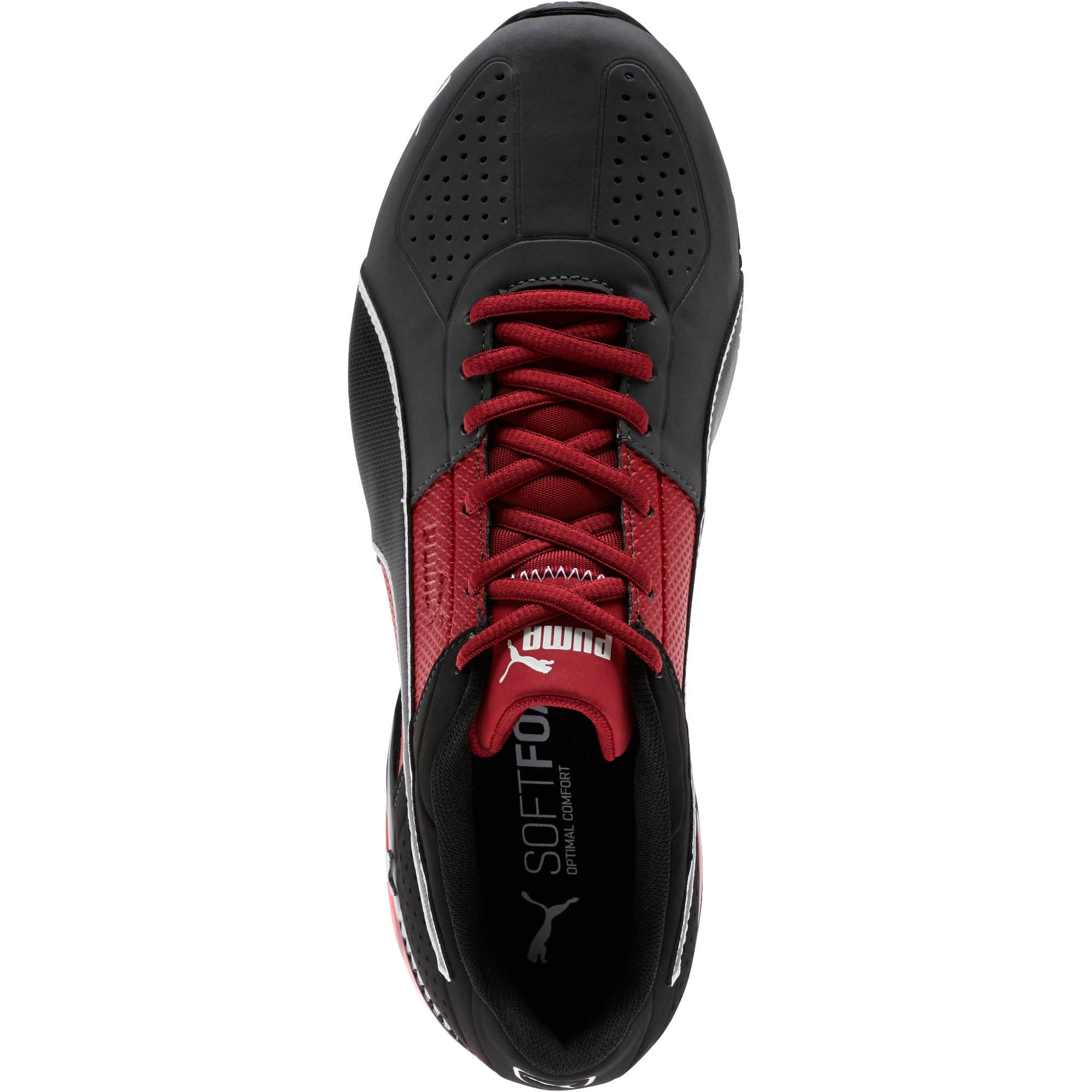Thumbnail 5 of CELL Surin 2 Matte Men's Training Shoes, Rhubarb-Puma White, medium