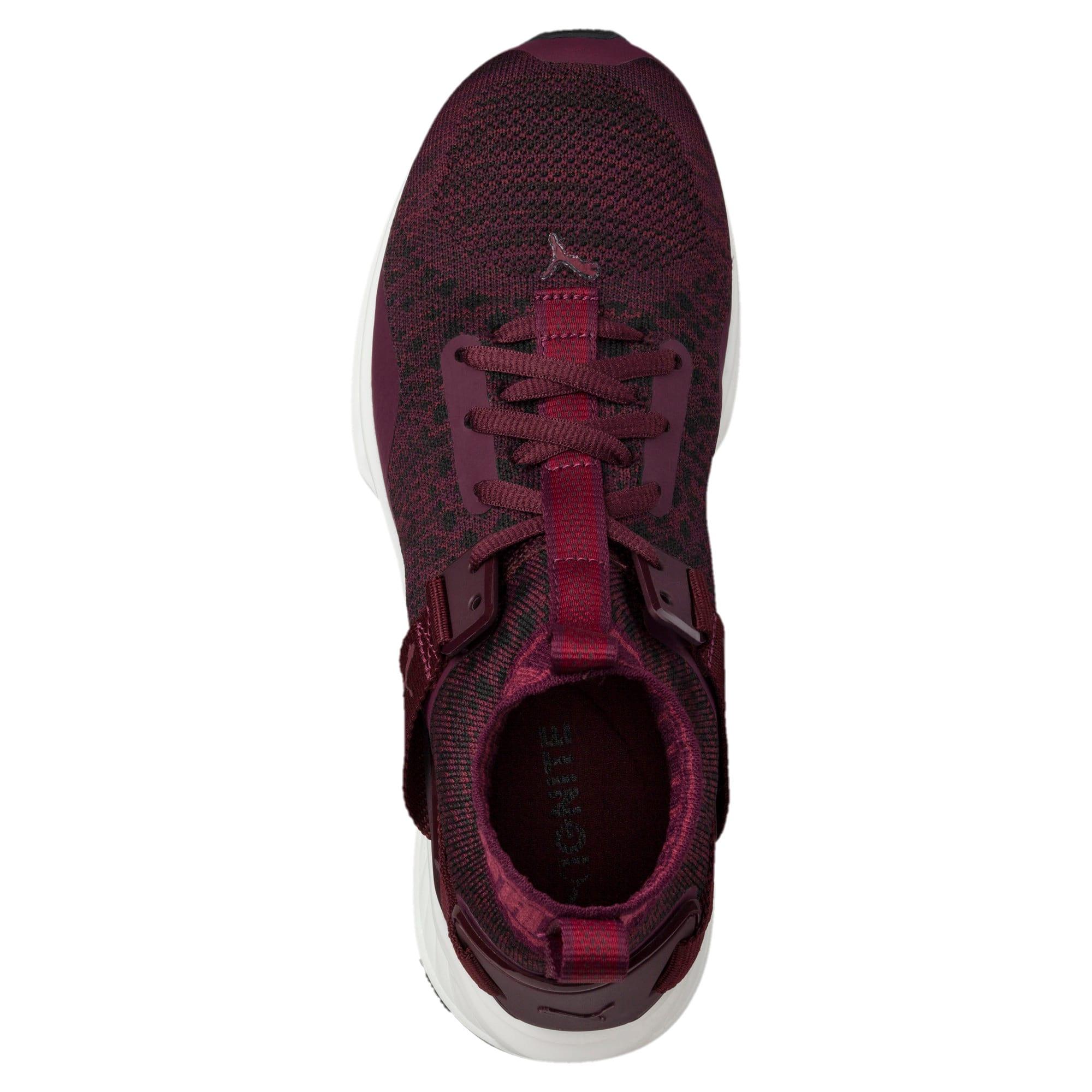 Thumbnail 5 of IGNITE evoKNIT Women's Training Shoes, Winetasting-CABARET-Black, medium